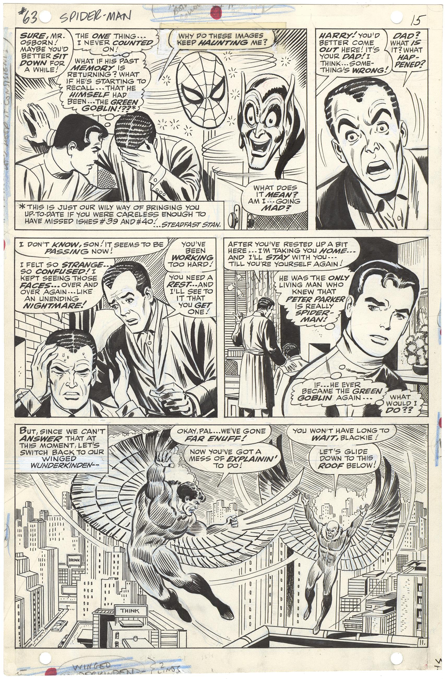 Amazing Spider-Man #63 p11