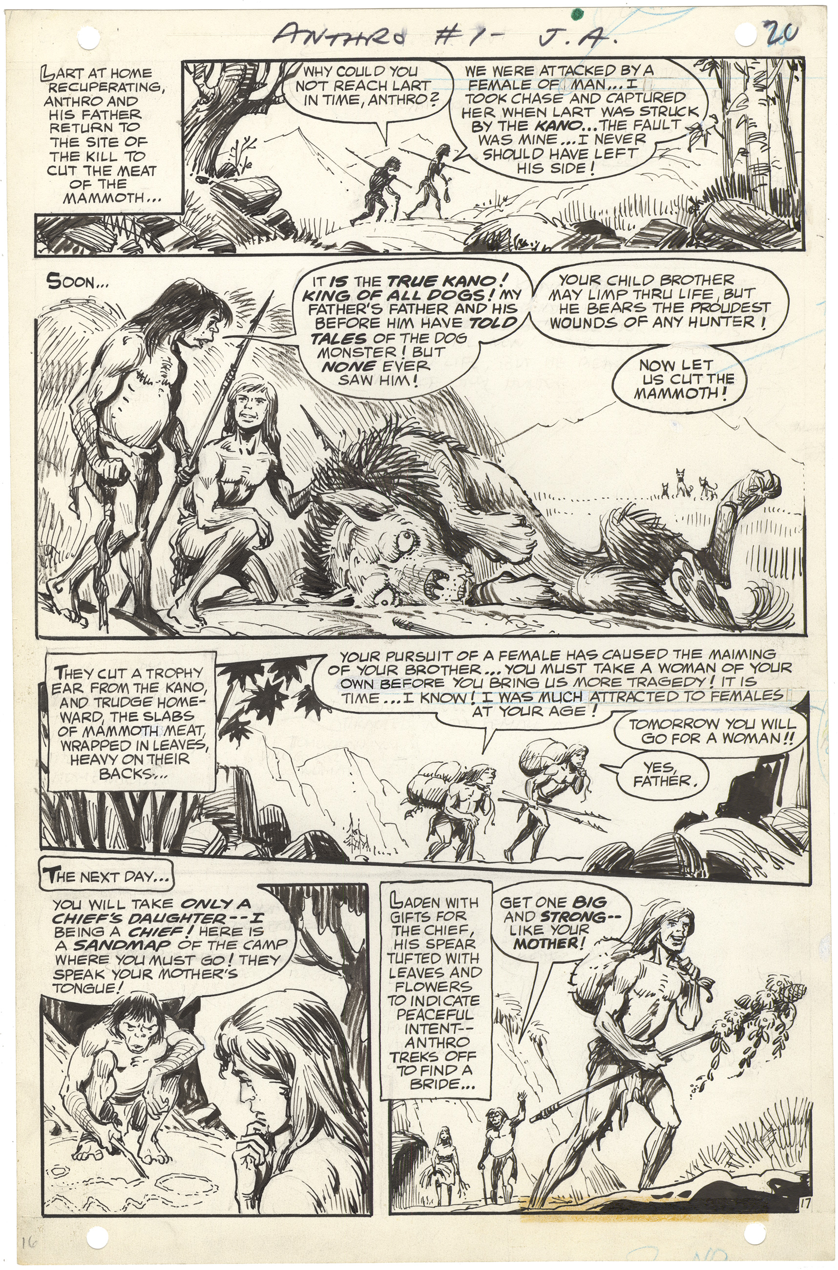 Anthro #1 p17 (First Issue)
