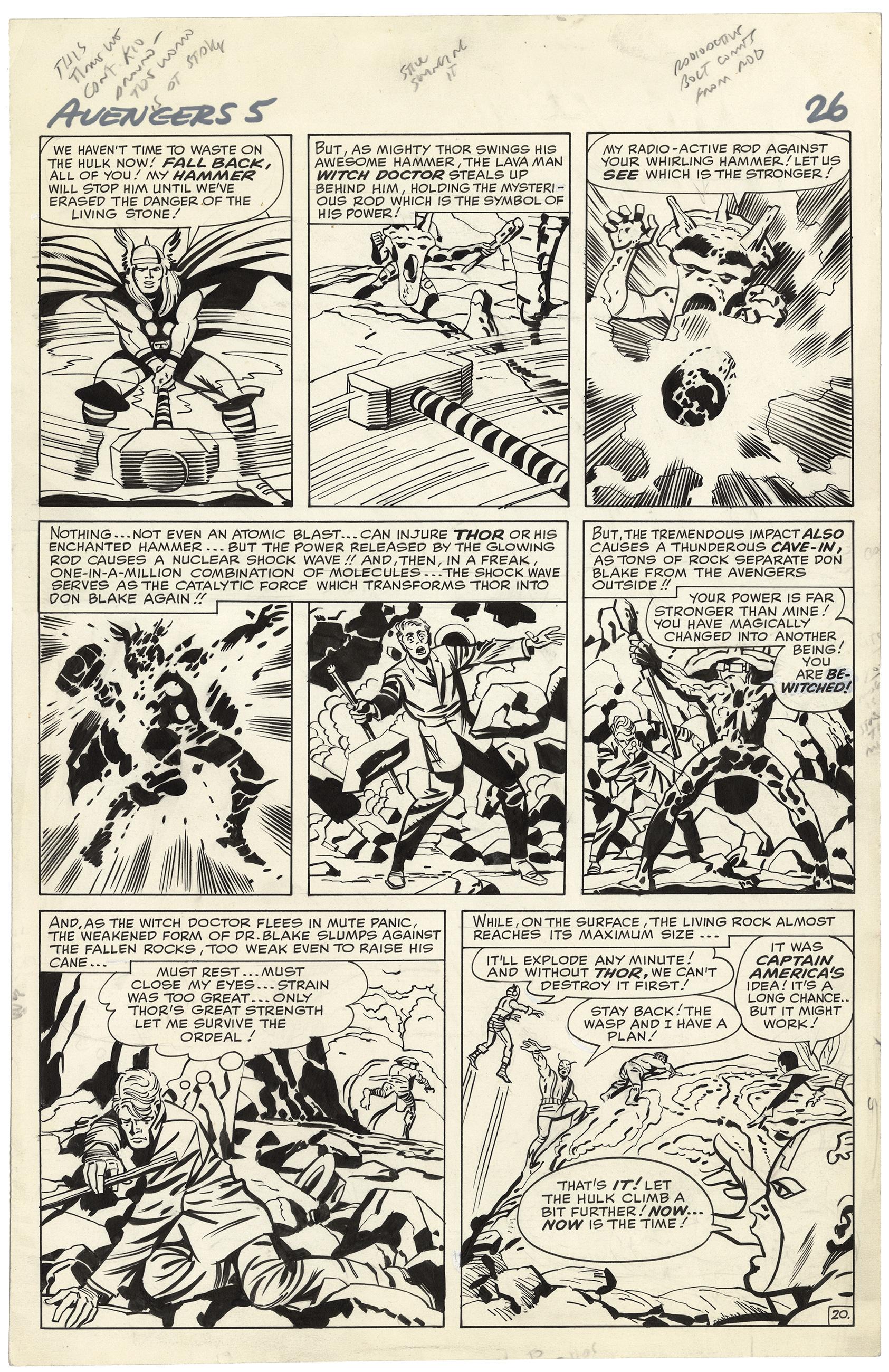 Avengers #5 p20