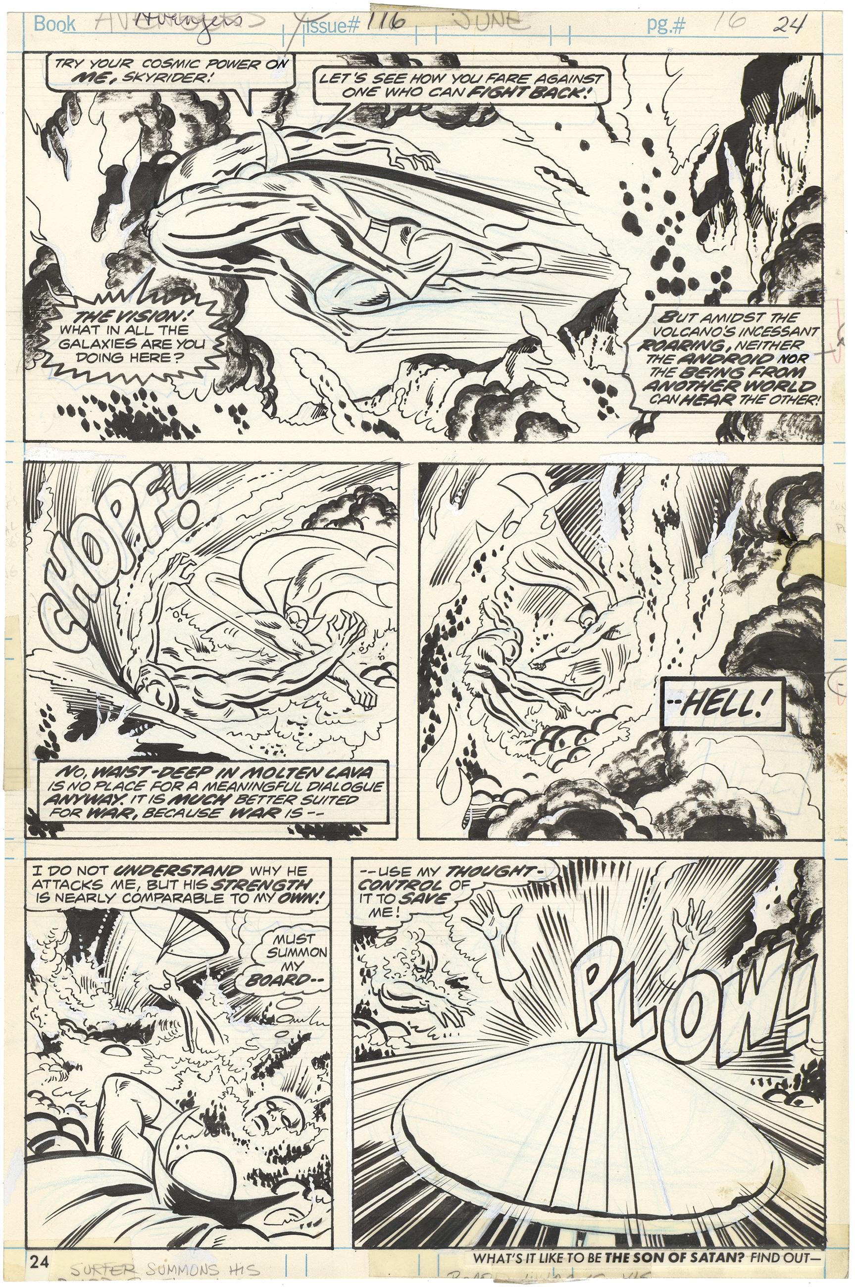 Avengers #116 p24