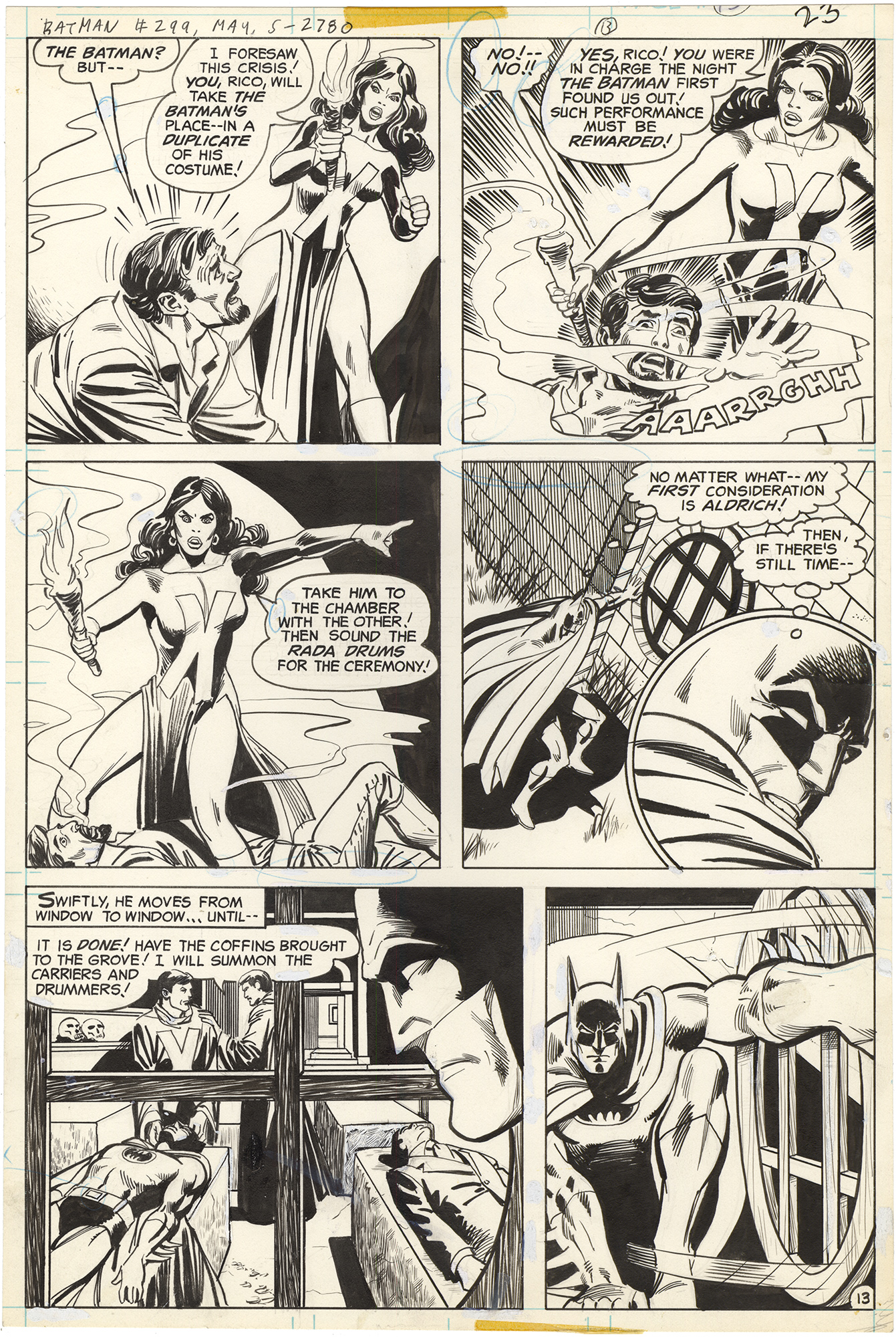Batman #299 p13
