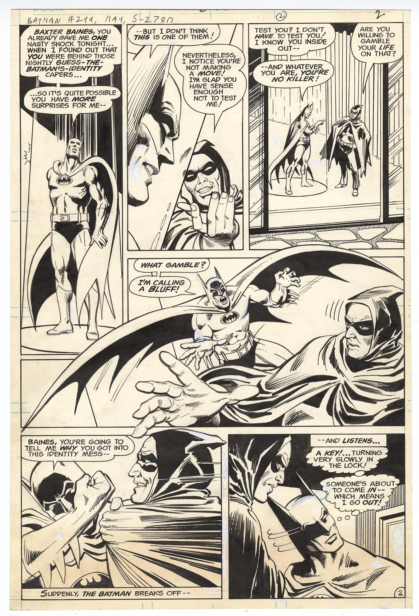 Batman #299 p2