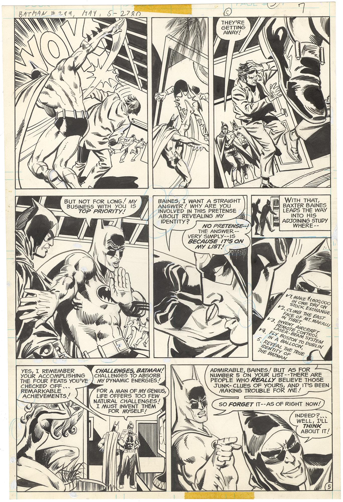 Batman #299 p5