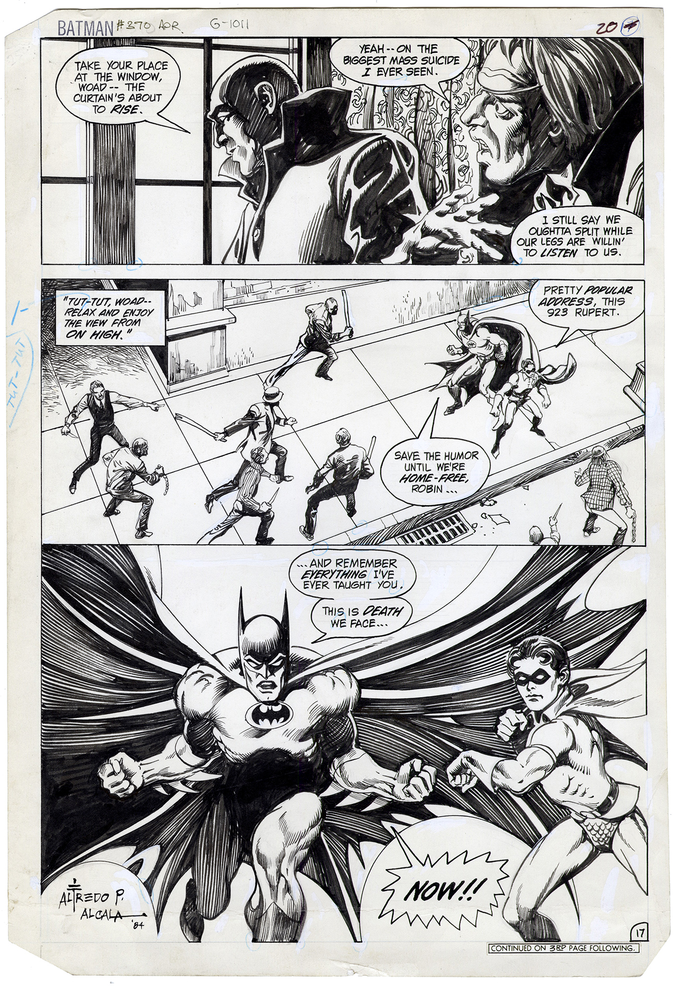 Batman #370 p17