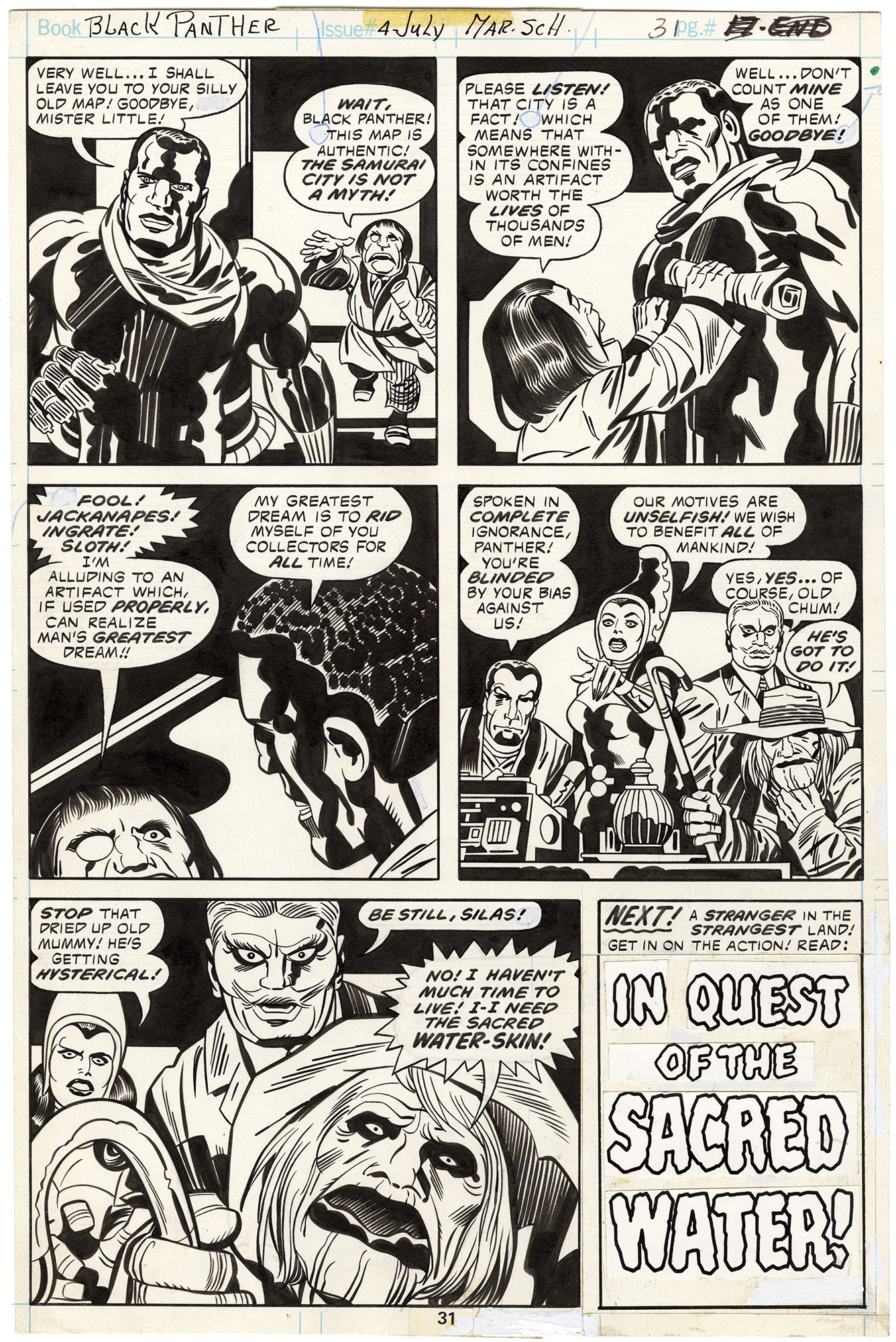 Black Panther #4 p31