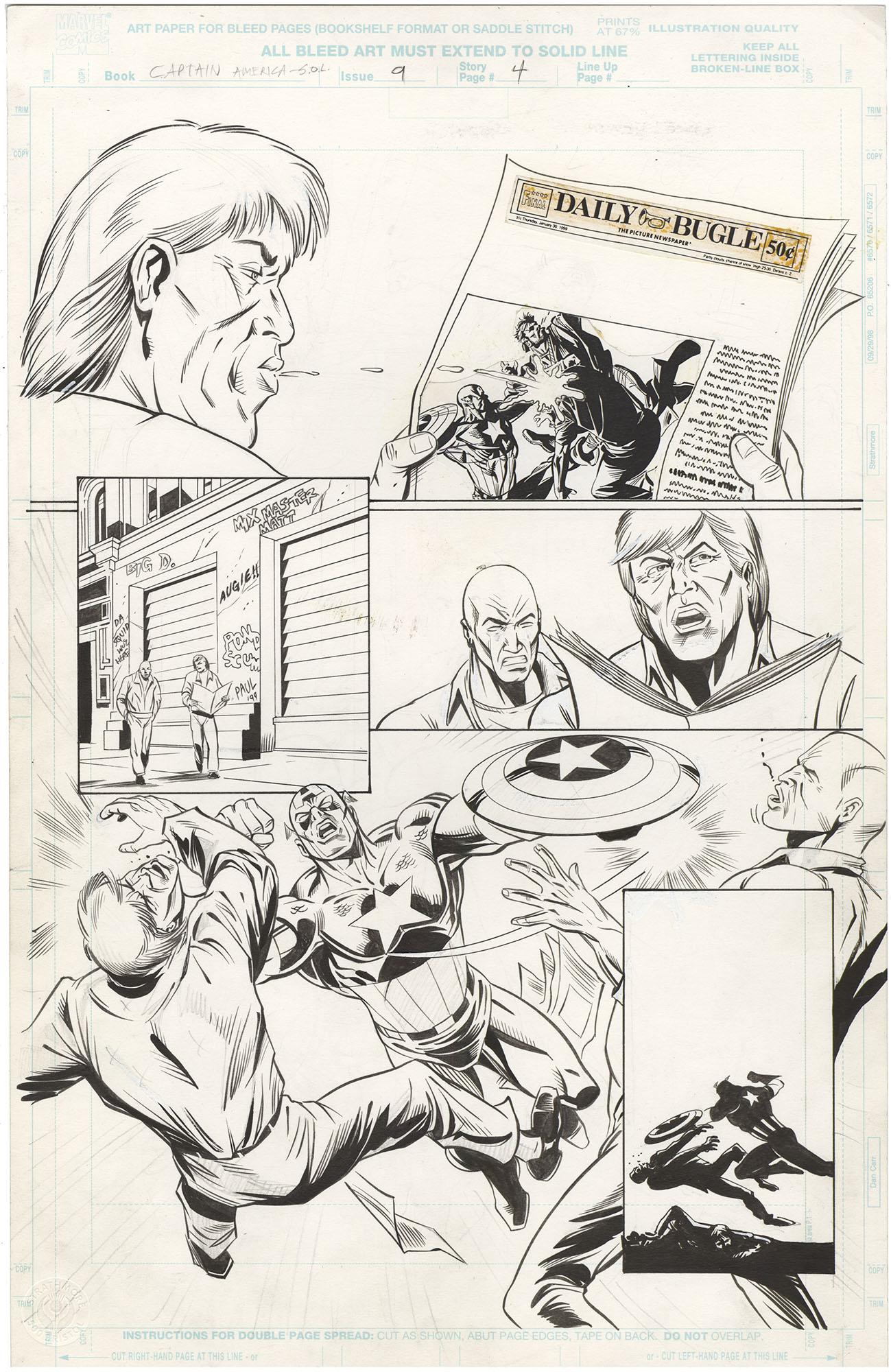 Captain America: Sentinel of Liberty #9 p4