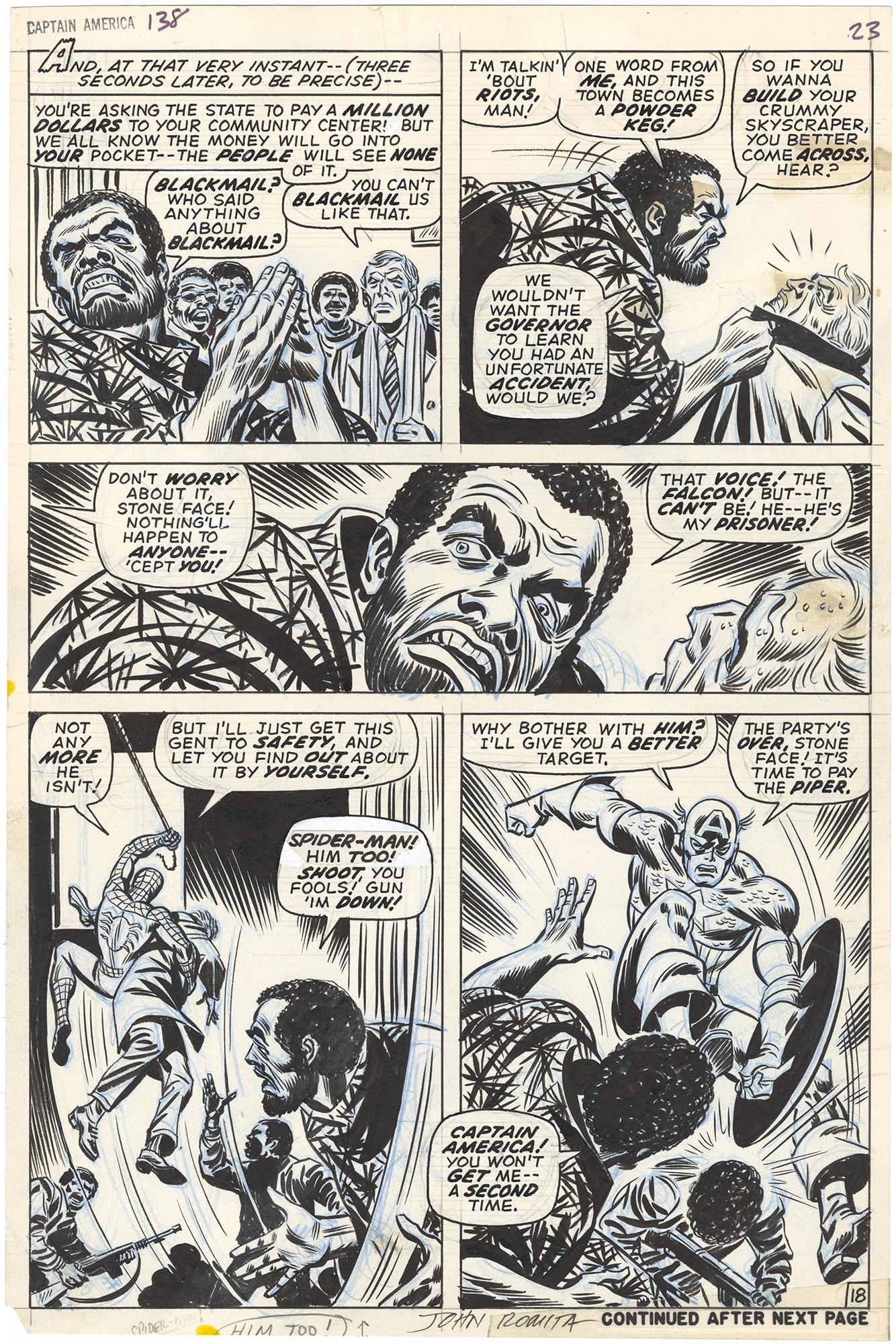 Captain America #138 p18