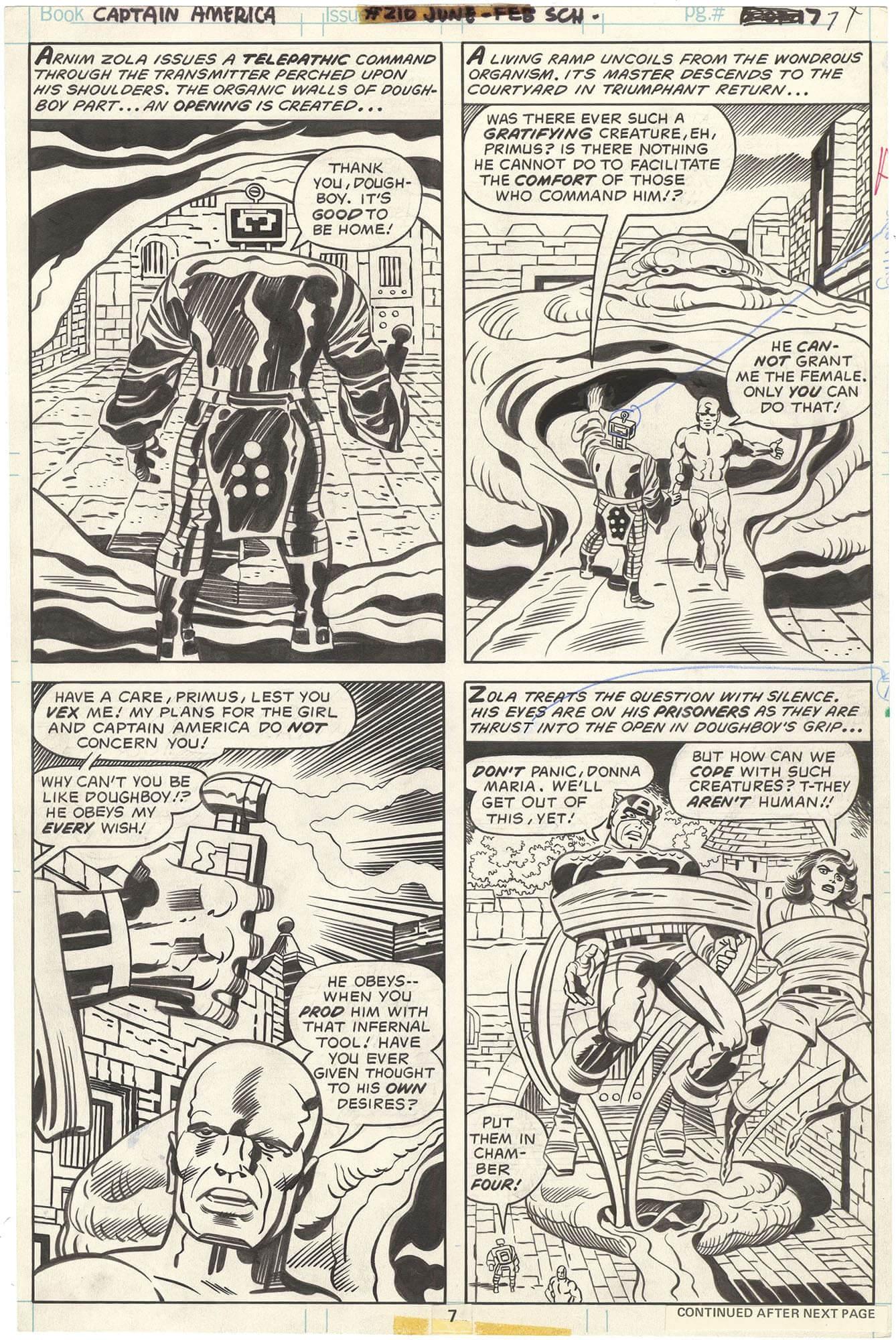 Captain America #210 p7