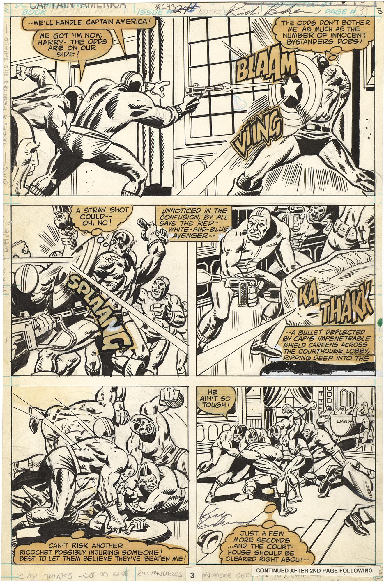 Captain America #243 p3