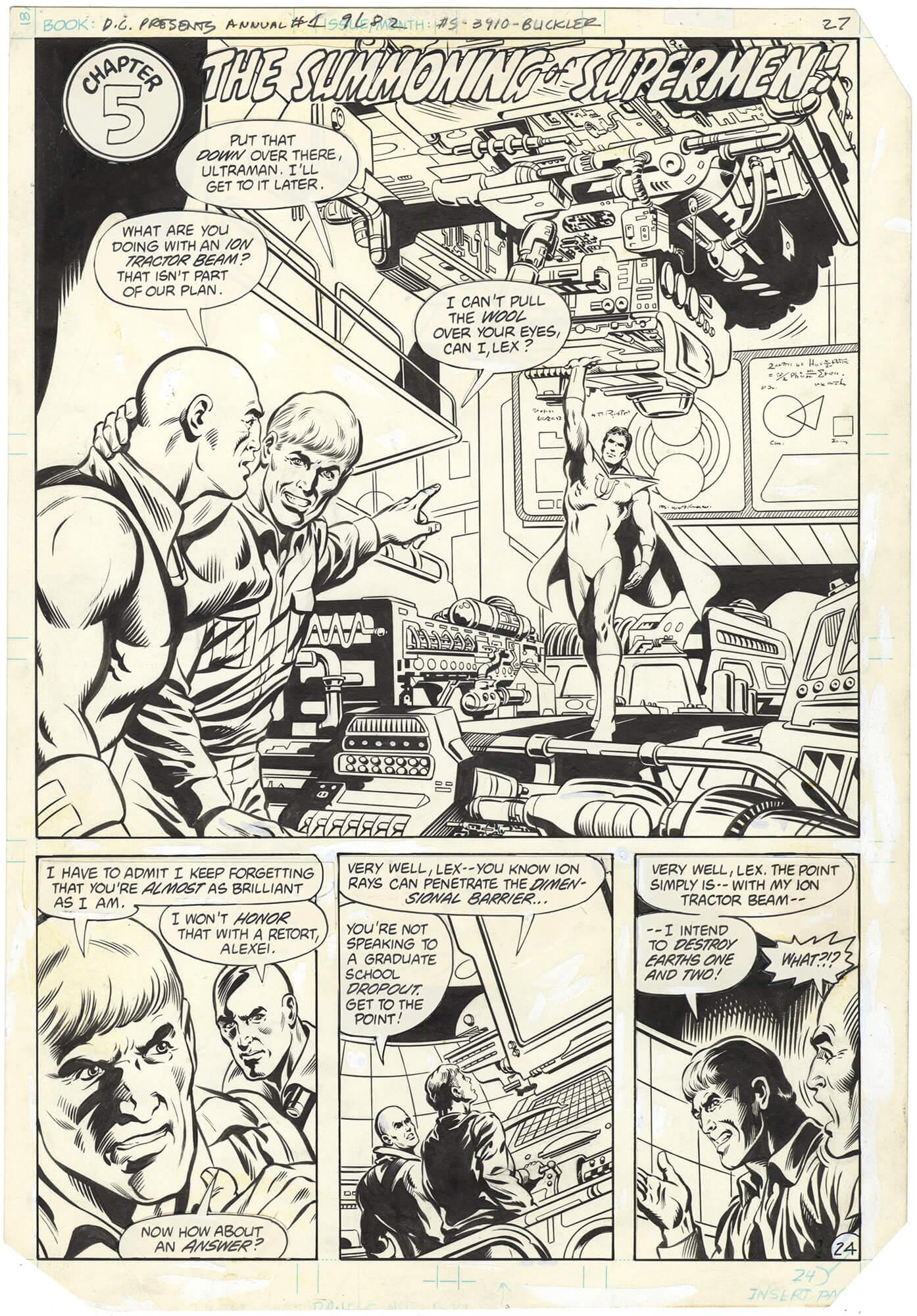 DC Presents Annual #1 p24 (Splash)