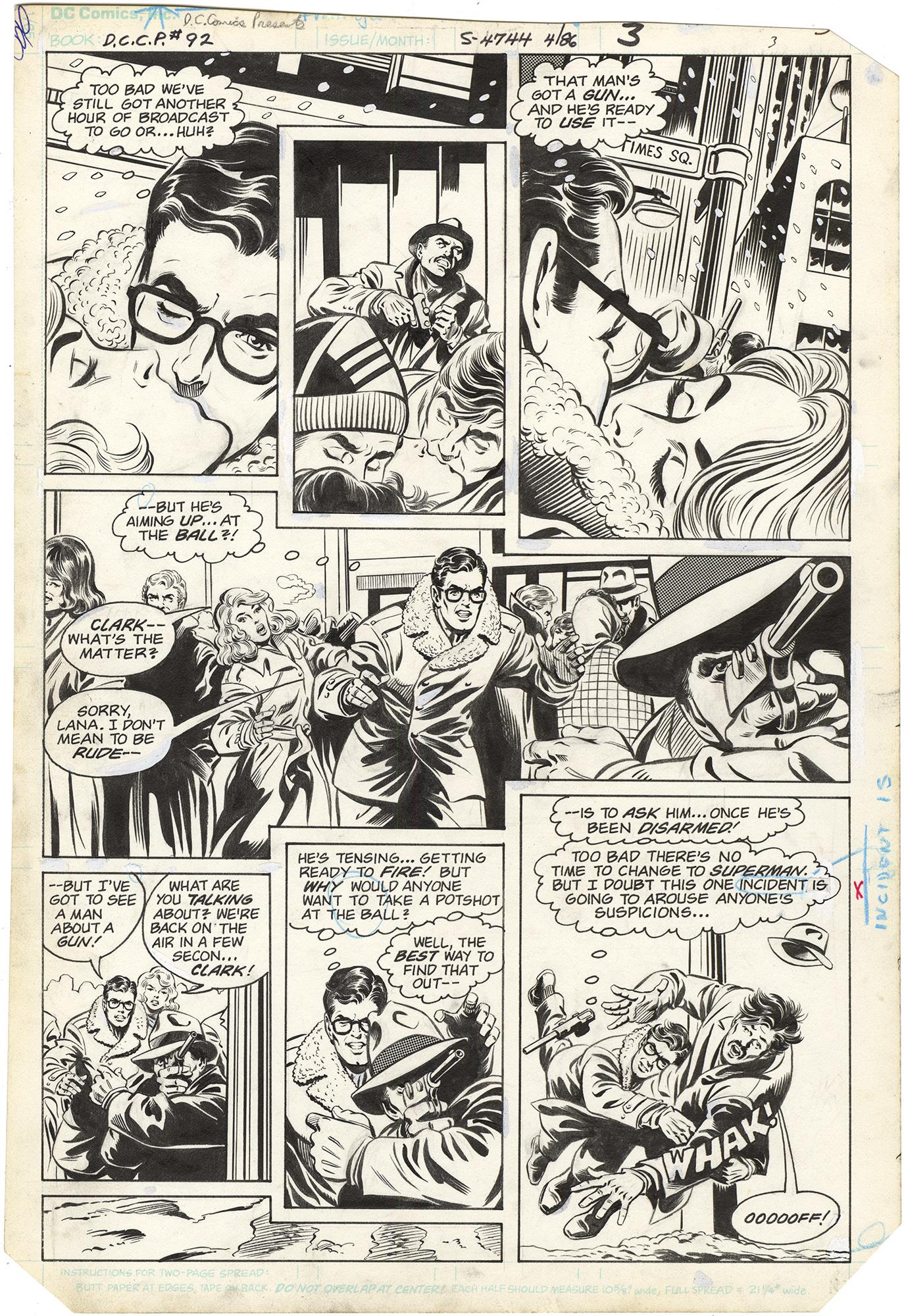 DC Comics Presents #92 p3