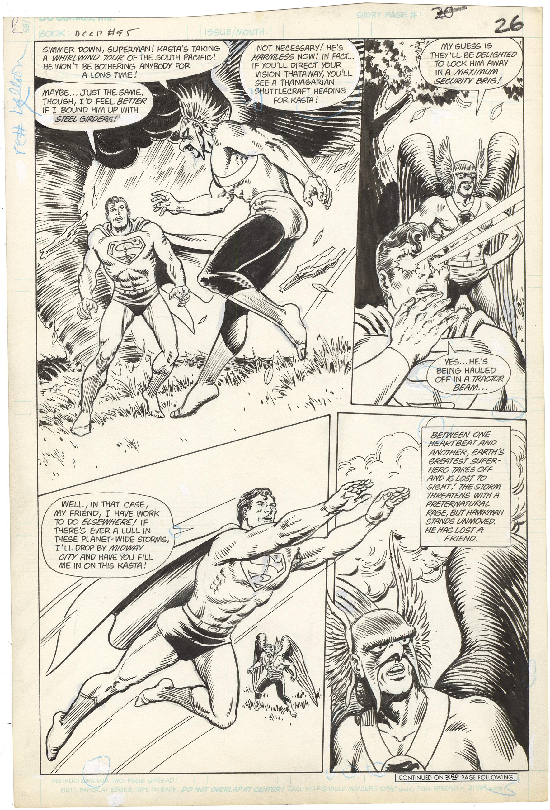DC Comics Presents #95 p26