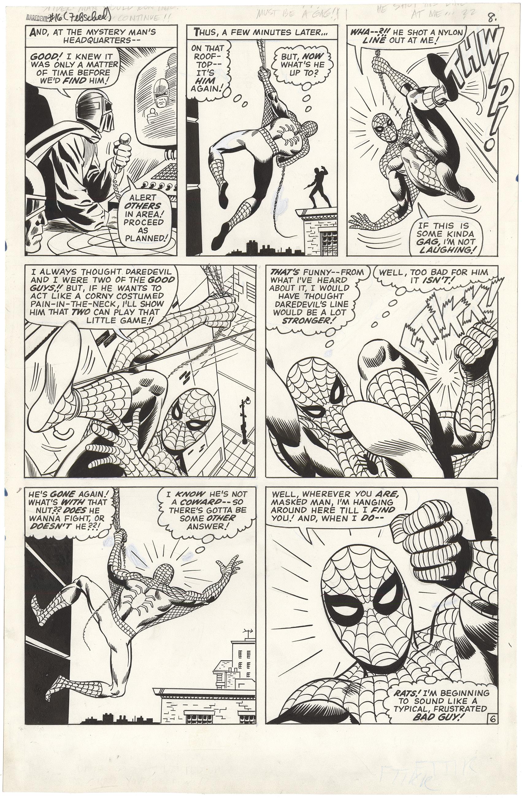 Daredevil #16 p6 (Large Art)