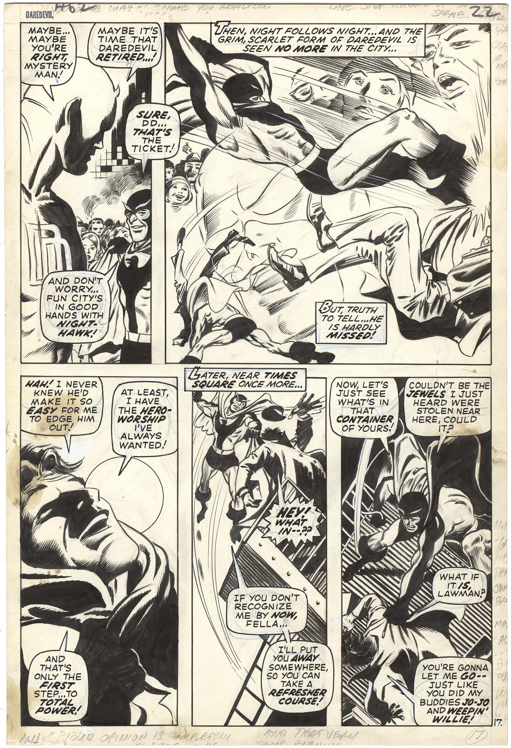 Daredevil #62 p17