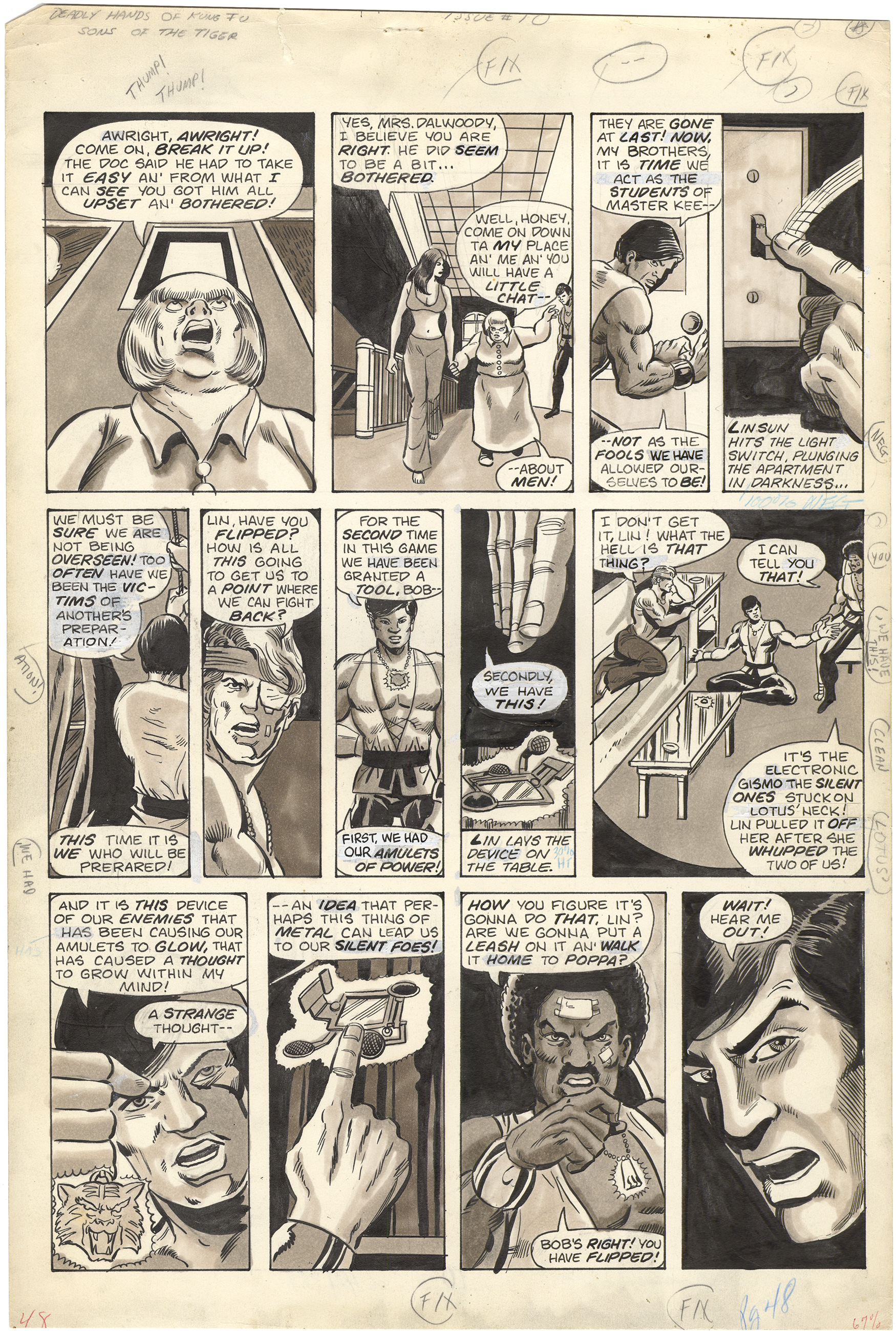 Deadly Hands of Kung-Fu #10 p48