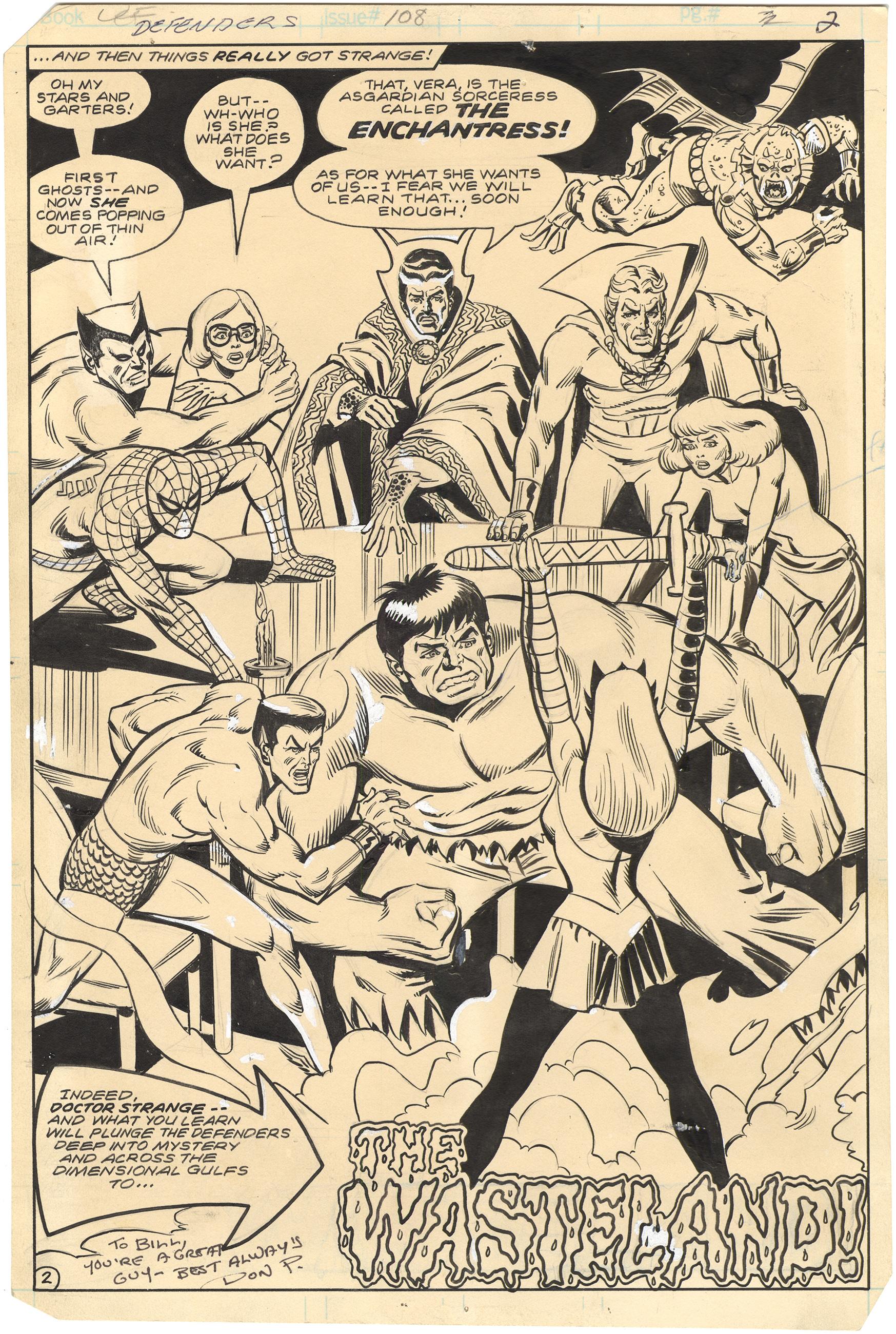 Defenders #108 p2