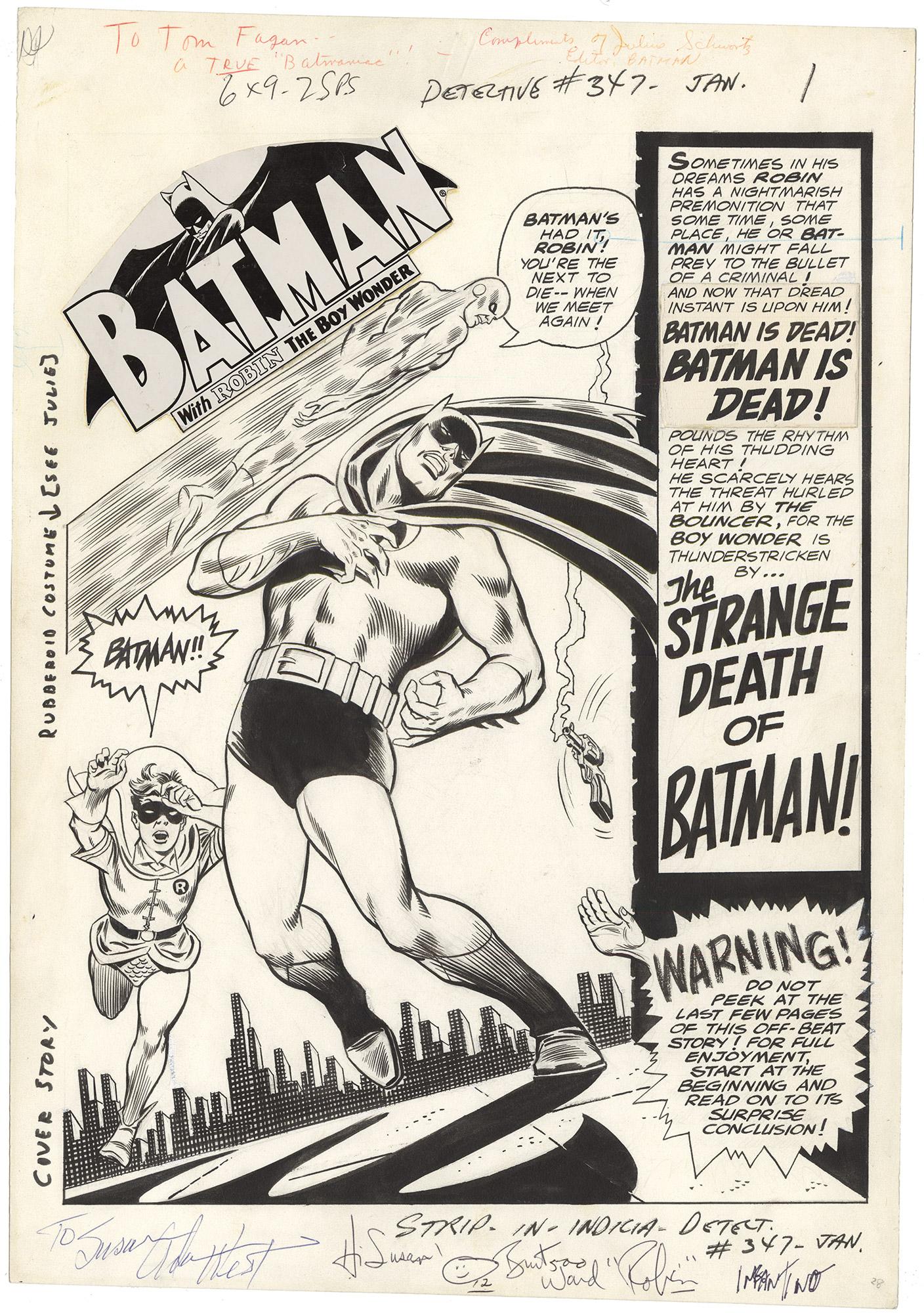 Detective Comics #347 p1