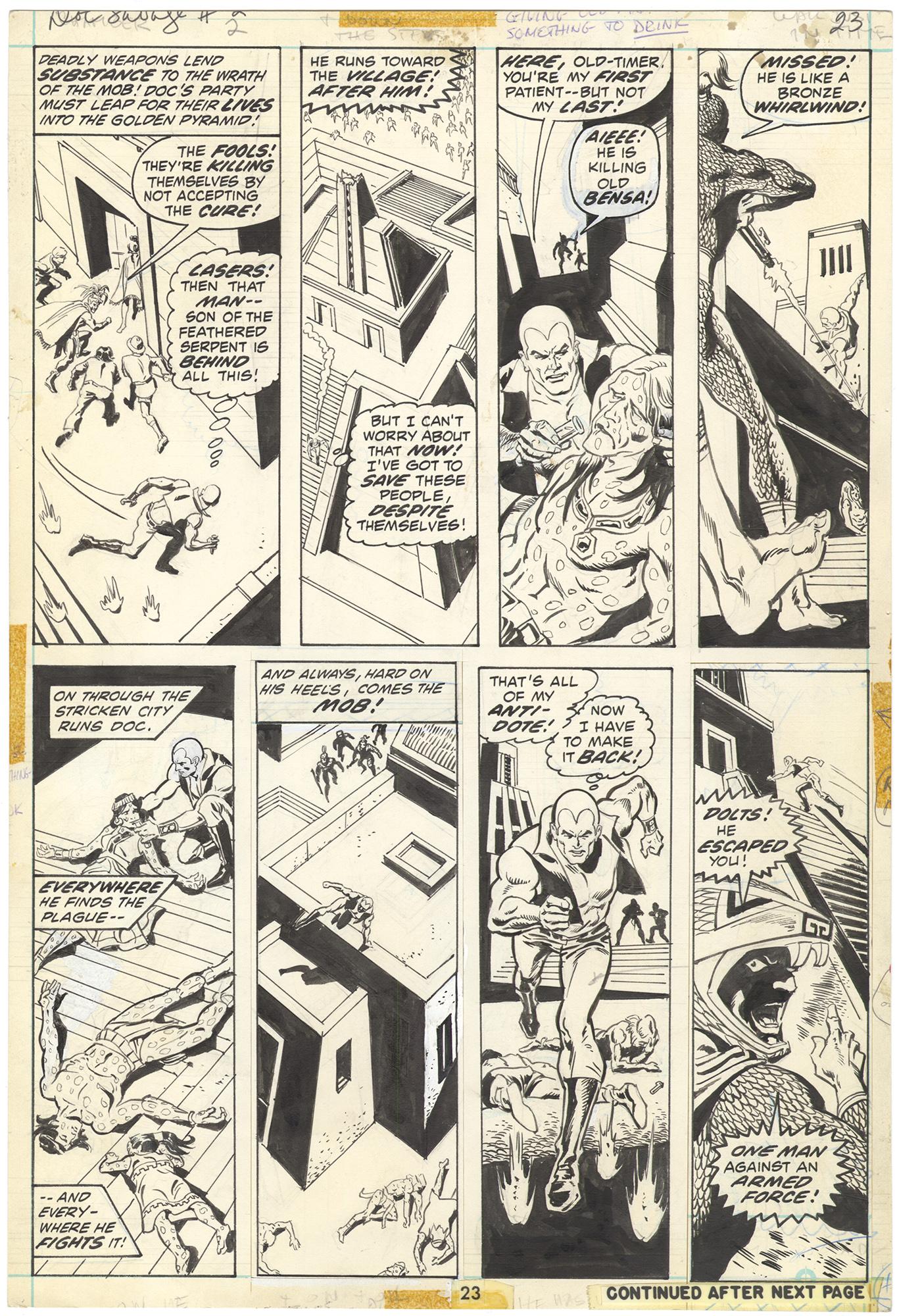 Doc Savage #2 p23