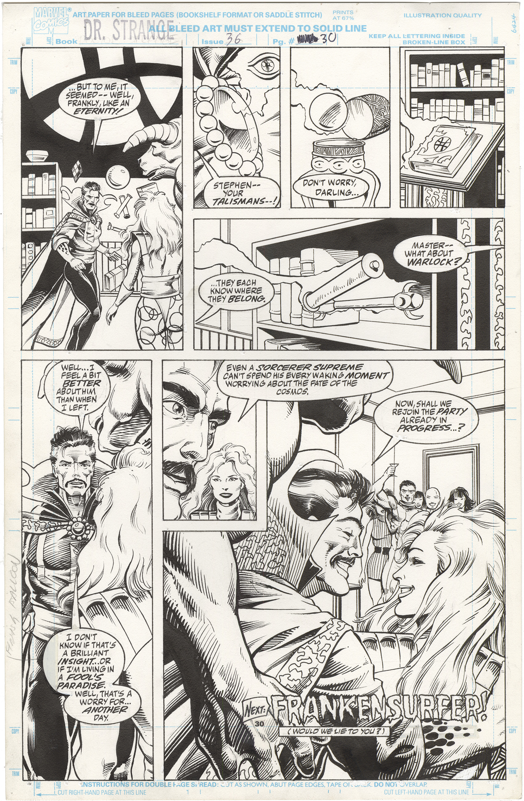 Doctor Strange #36 p30