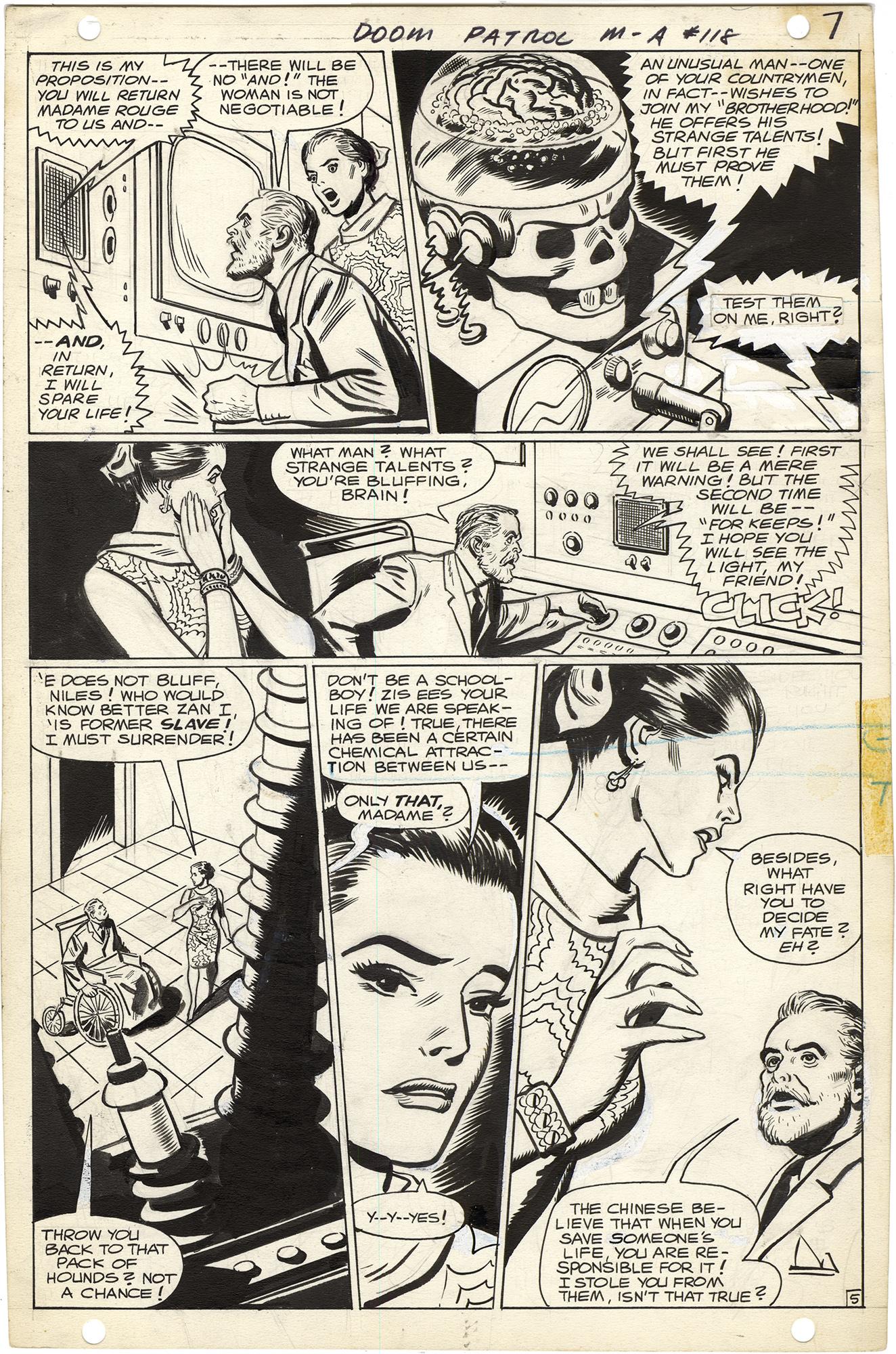 Doom Patrol #118 p5