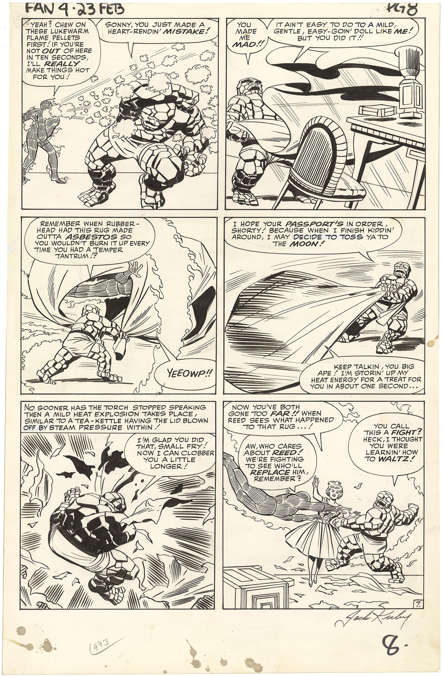 Fantastic Four #23 p7