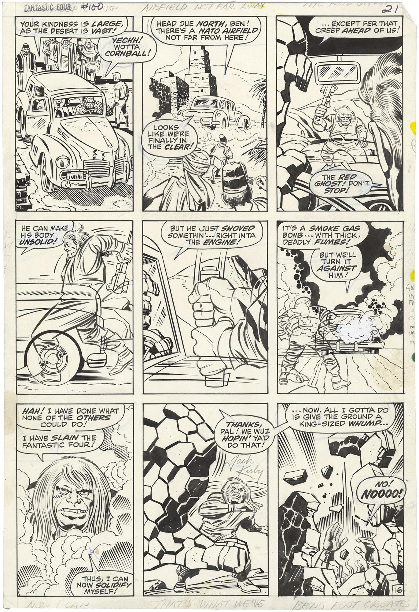 Fantastic Four #100 p16