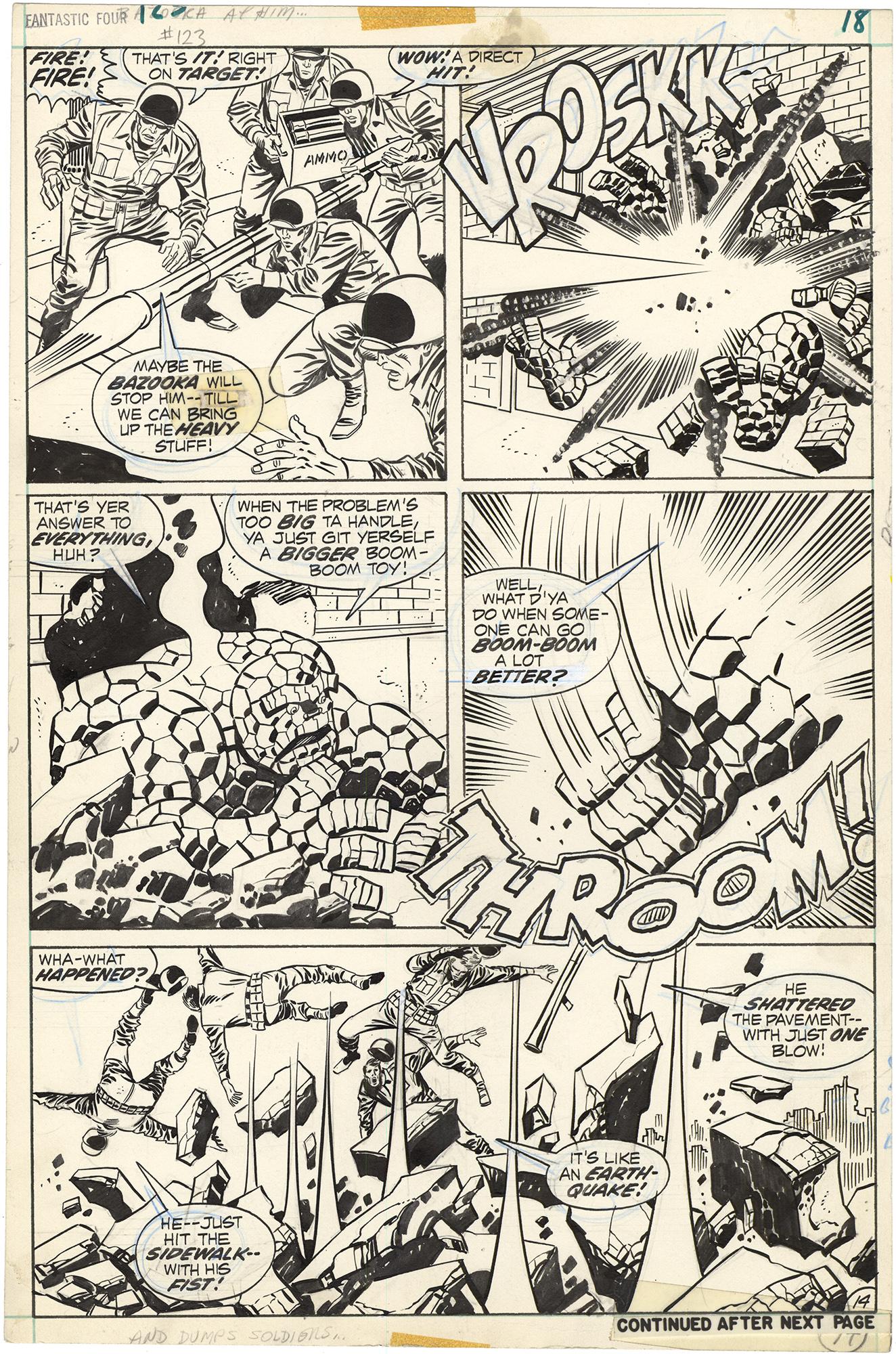 Fantastic Four #123 p14