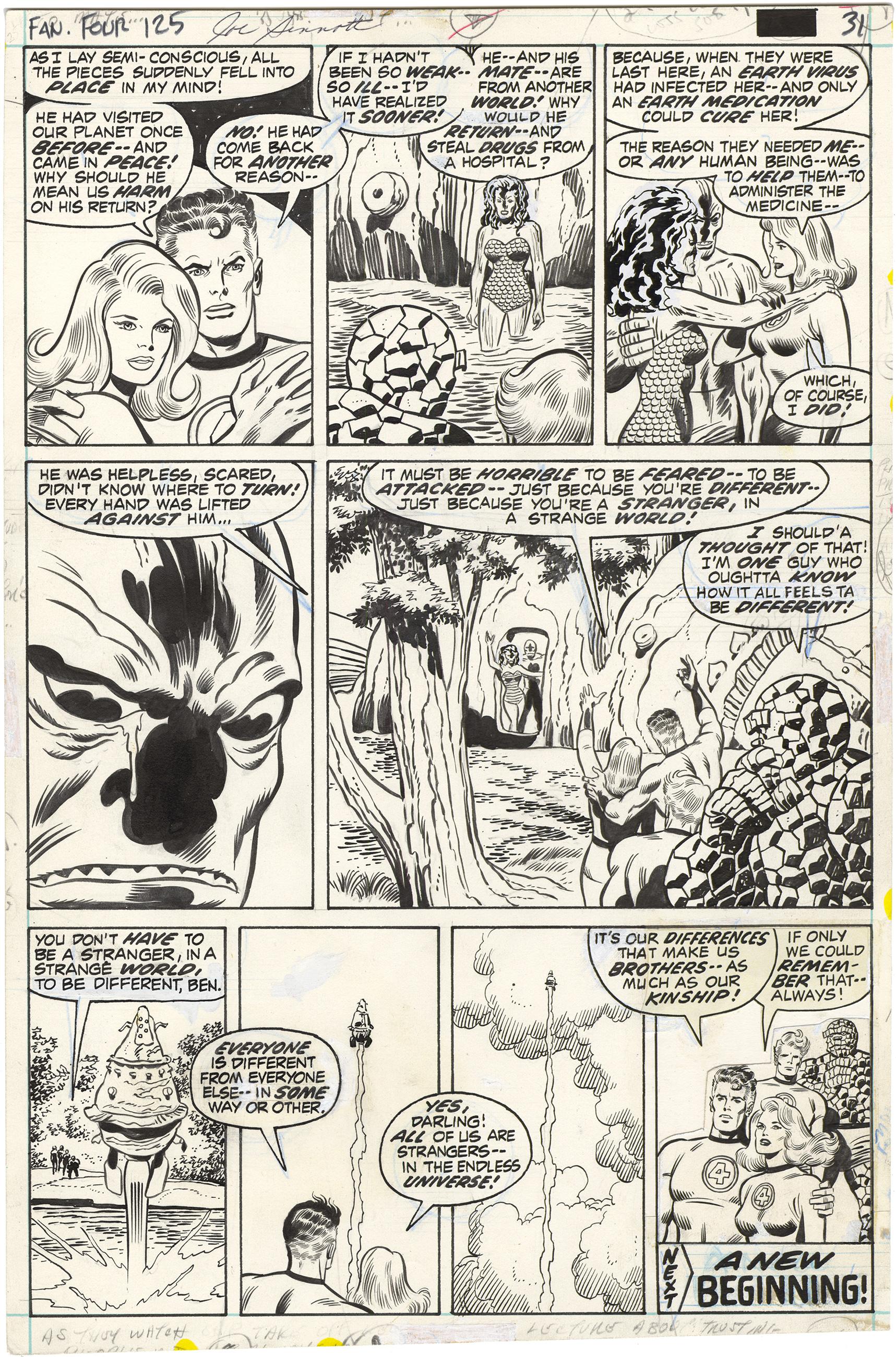 Fantastic Four #125 p31