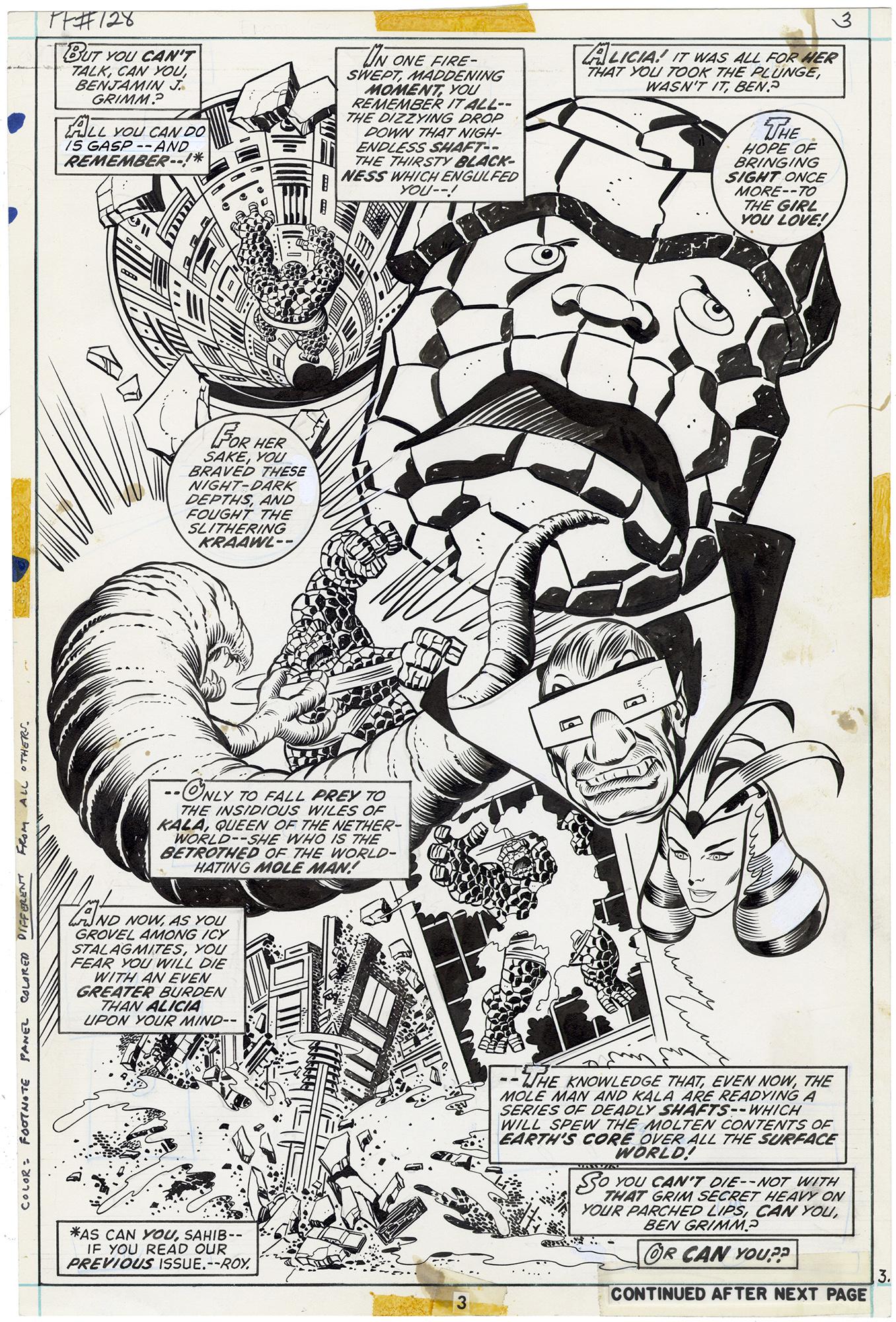Fantastic Four #128 p3