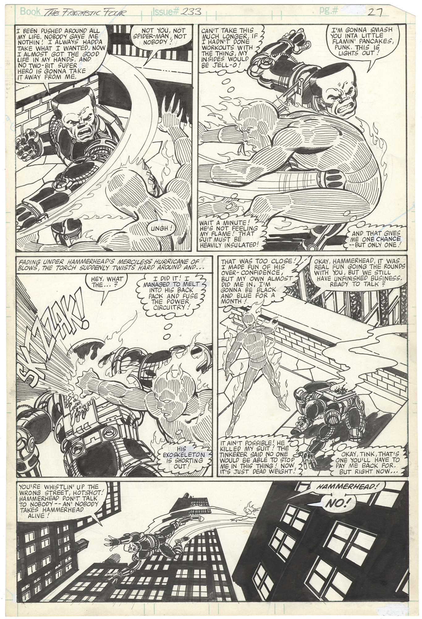 Fantastic Four #233 p27