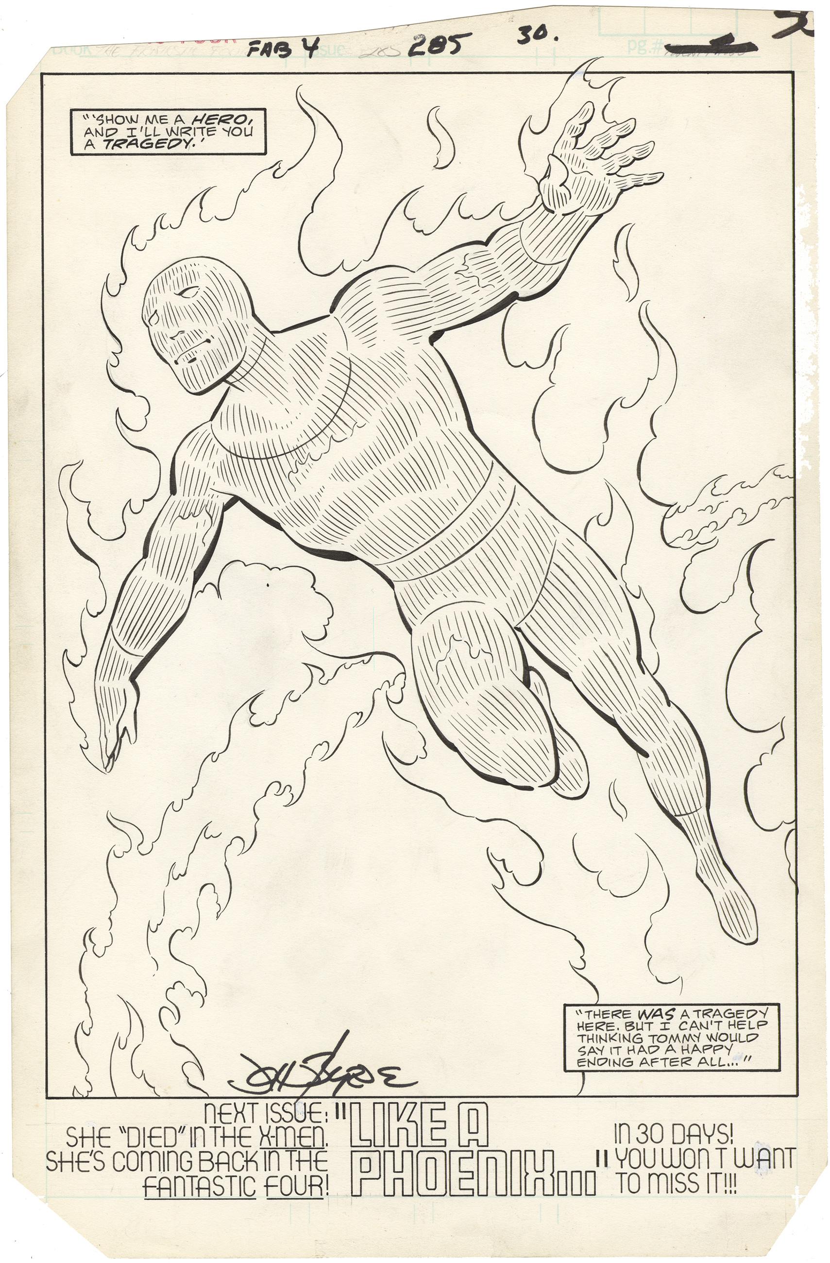 Fantastic Four #285 p30