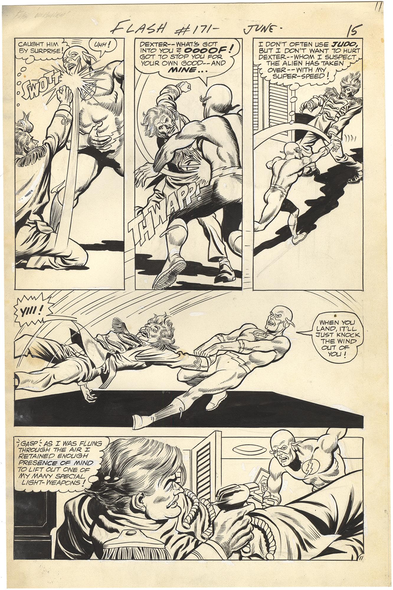 Flash #171 p11
