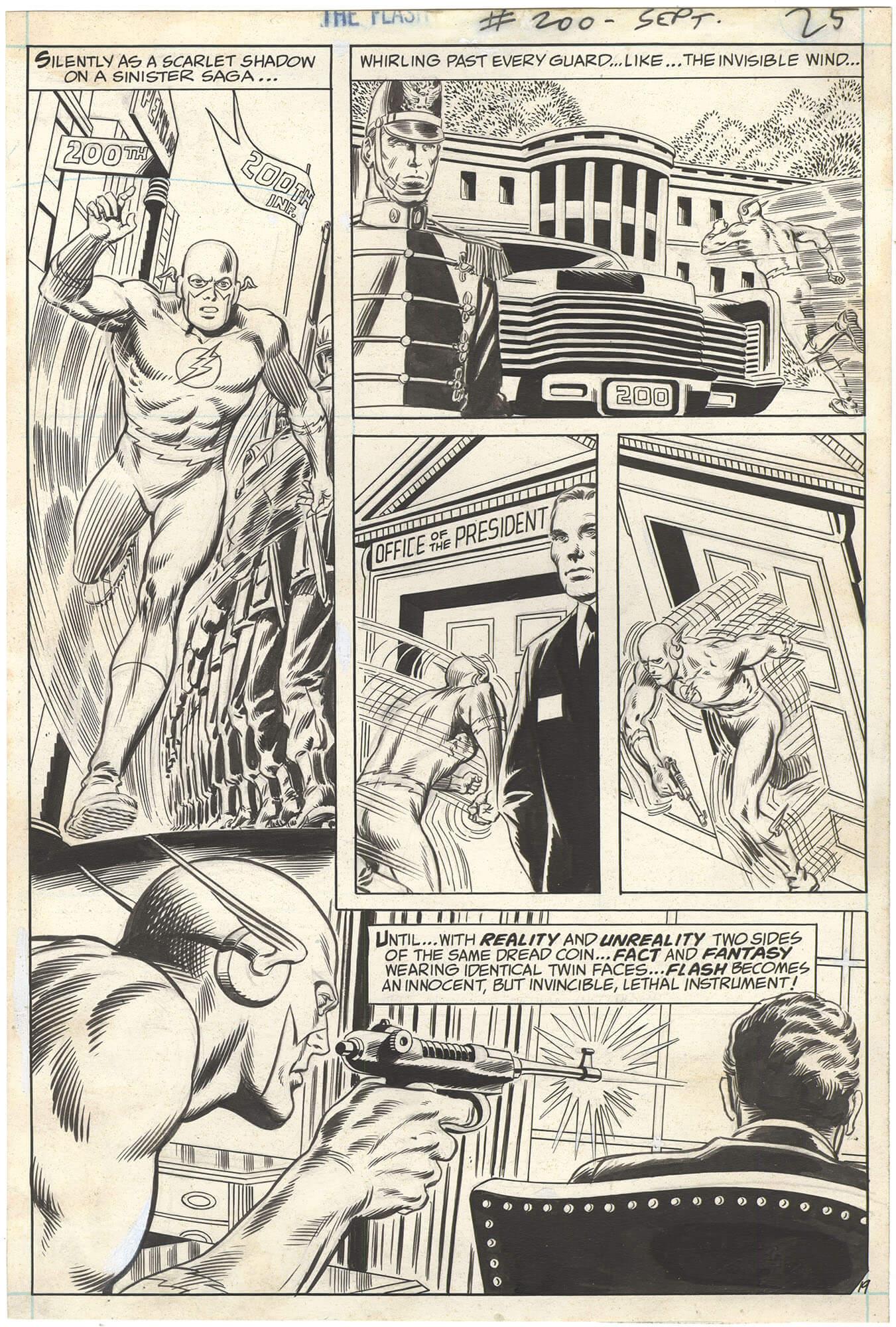 Flash #200 p19 (Bicentennial Issue)