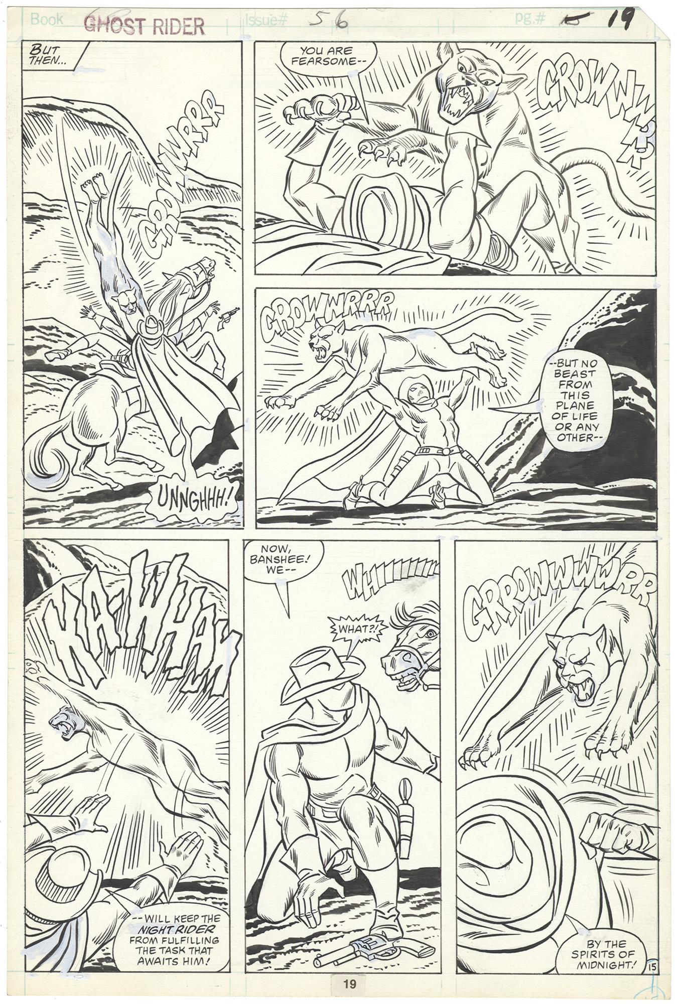 Ghost Rider #56 p15