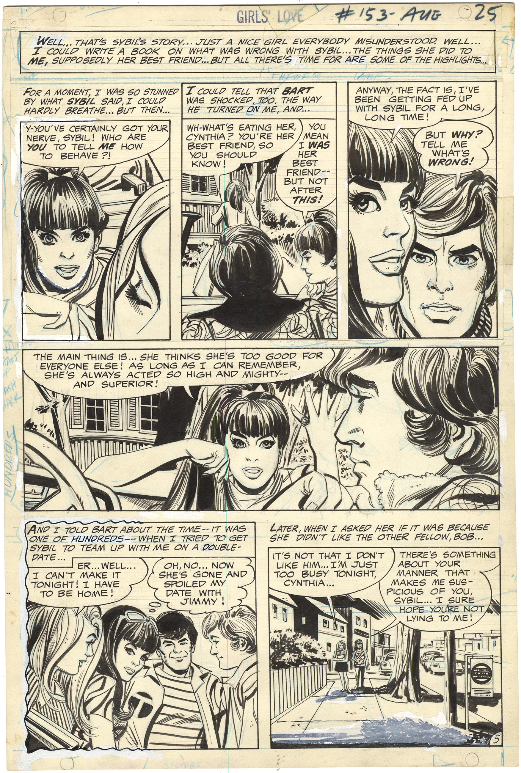 Girls' Love #153 p53