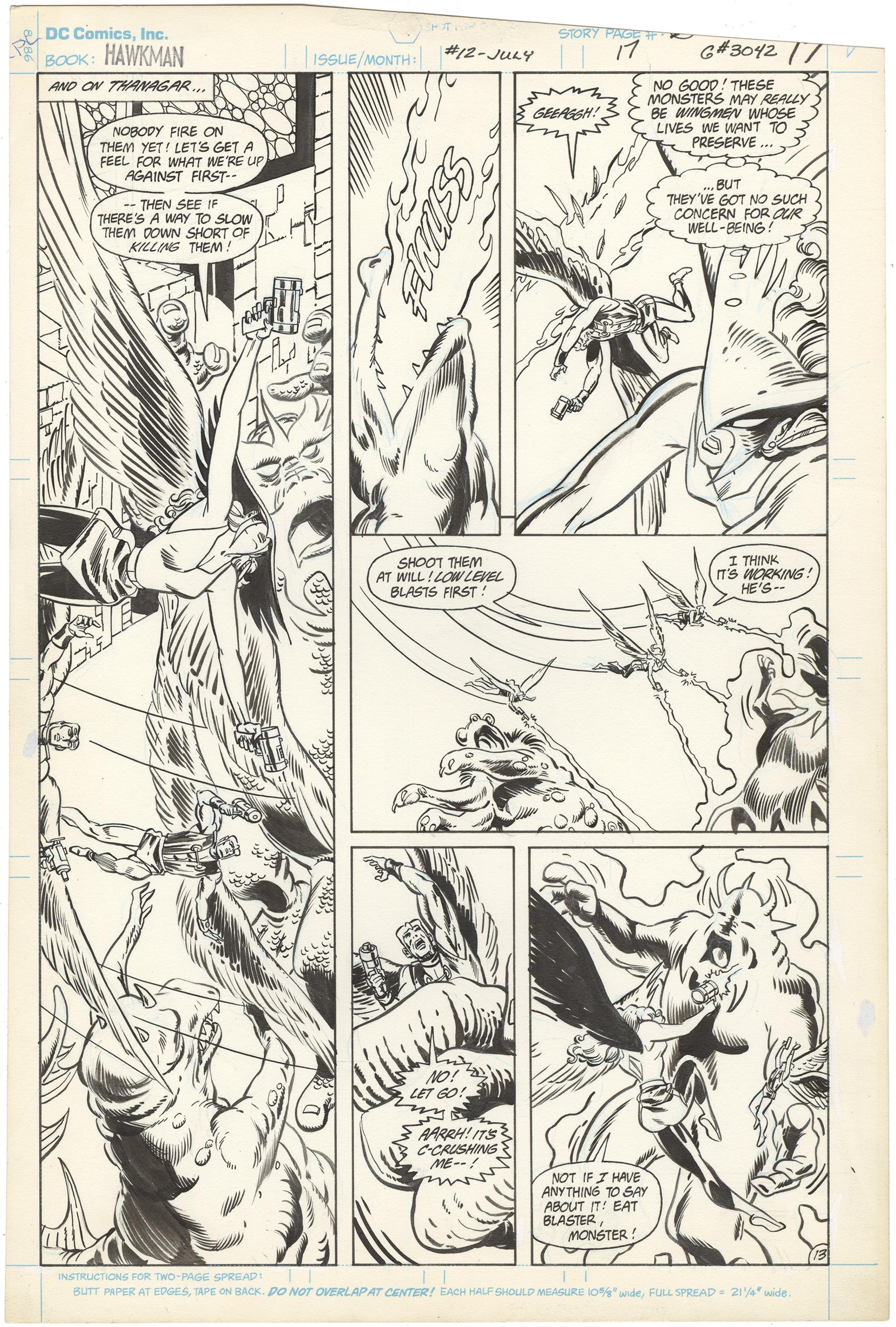 Hawkman #12 p13
