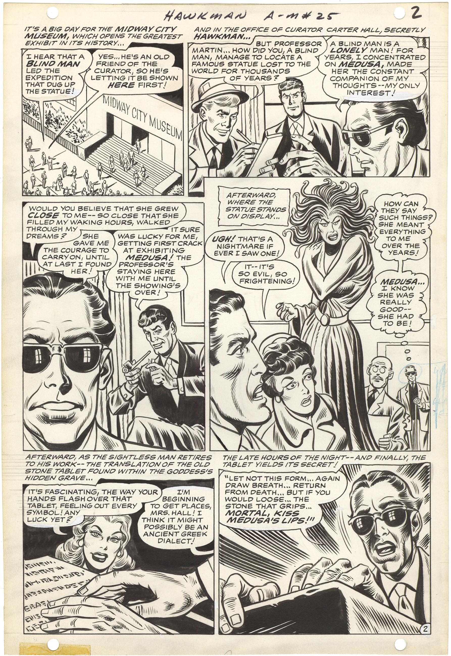 Hawkman #25 p2
