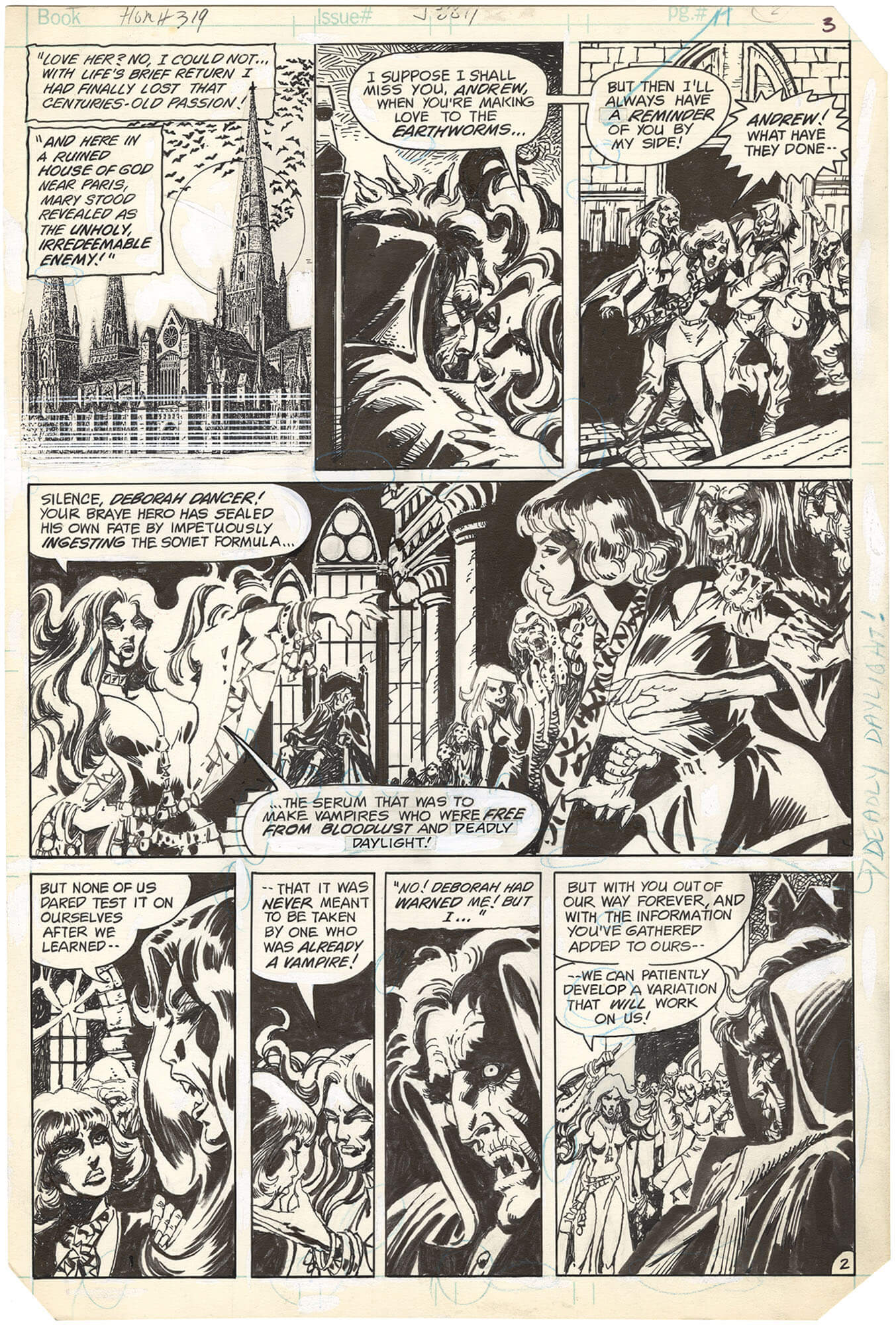 House of Mystery #319 p2