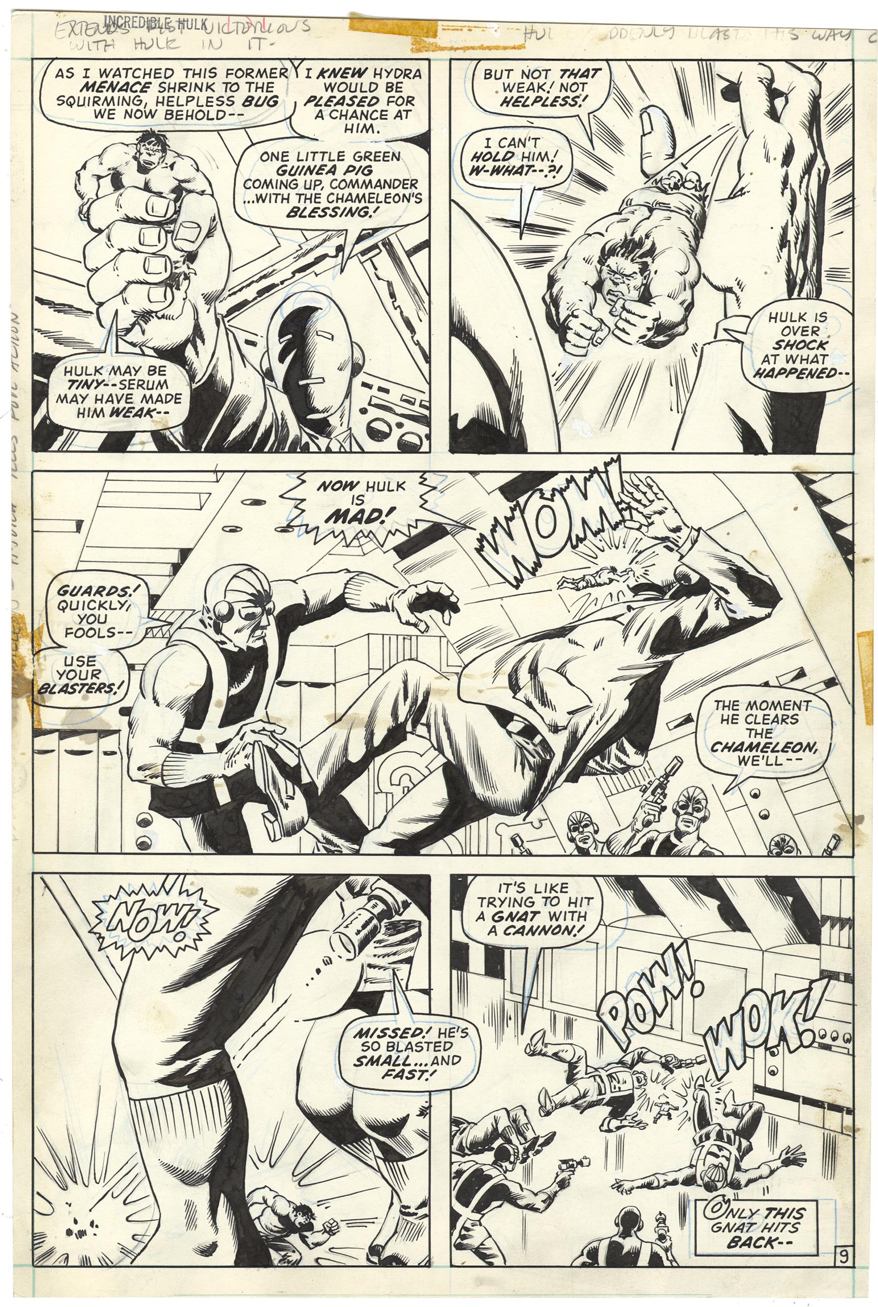 Incredible Hulk #154 p9