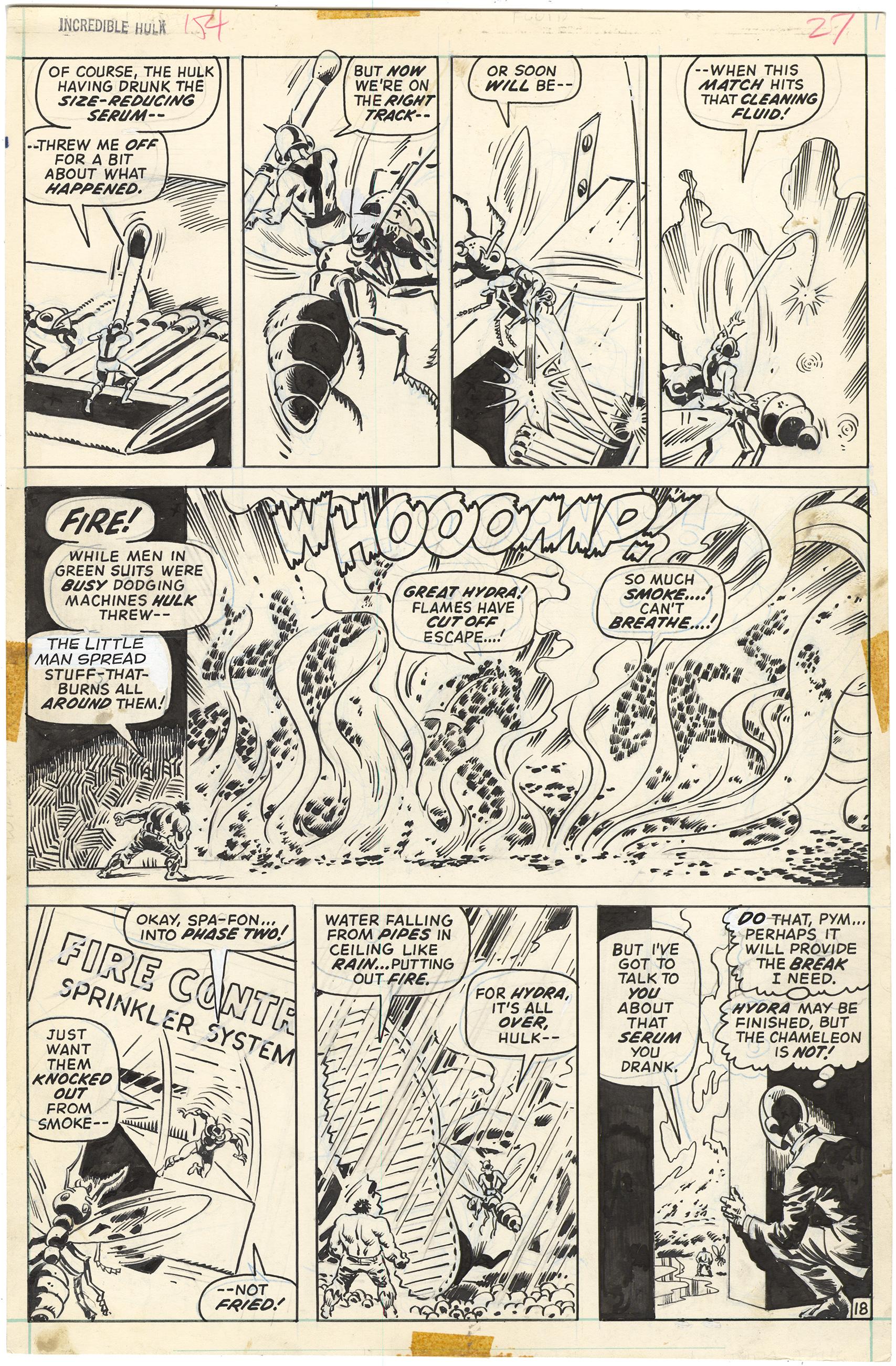 Incredible Hulk #154 p18