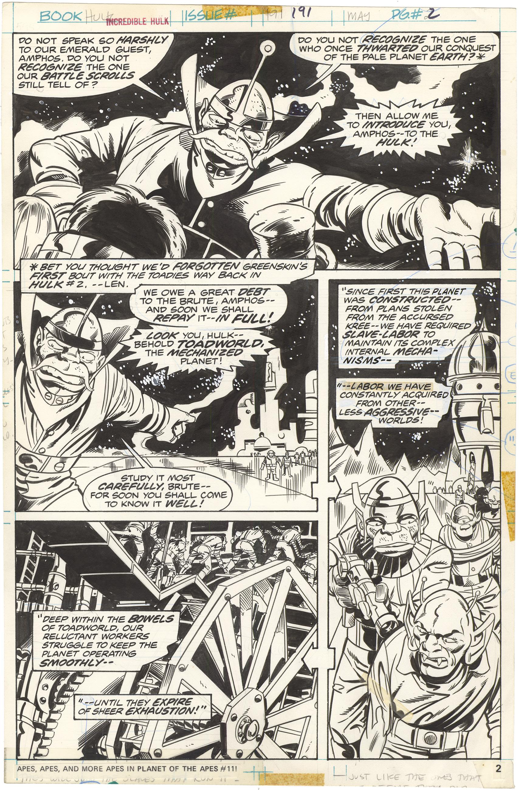 Incredible Hulk #191 p2