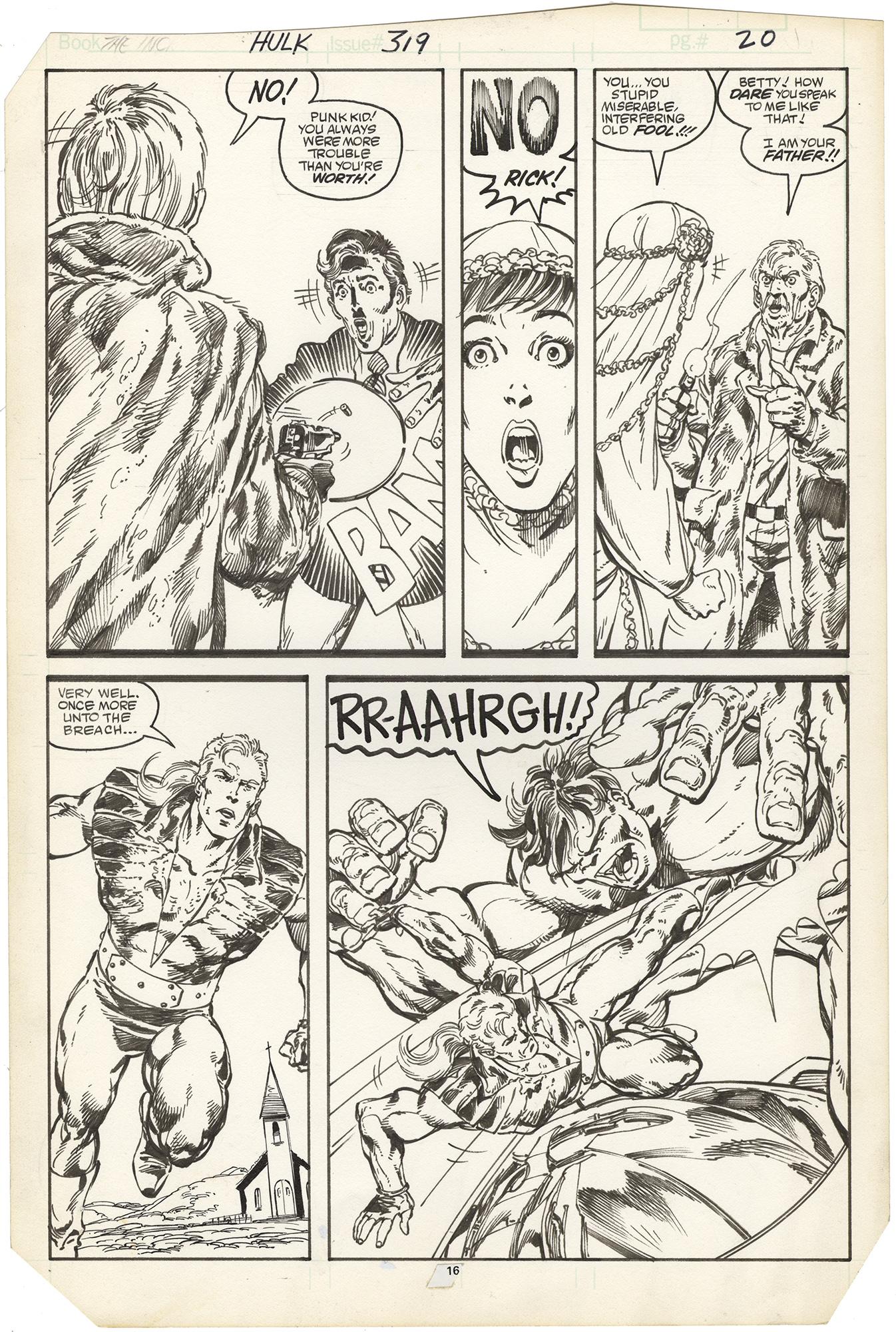 Incredible Hulk #319 p16