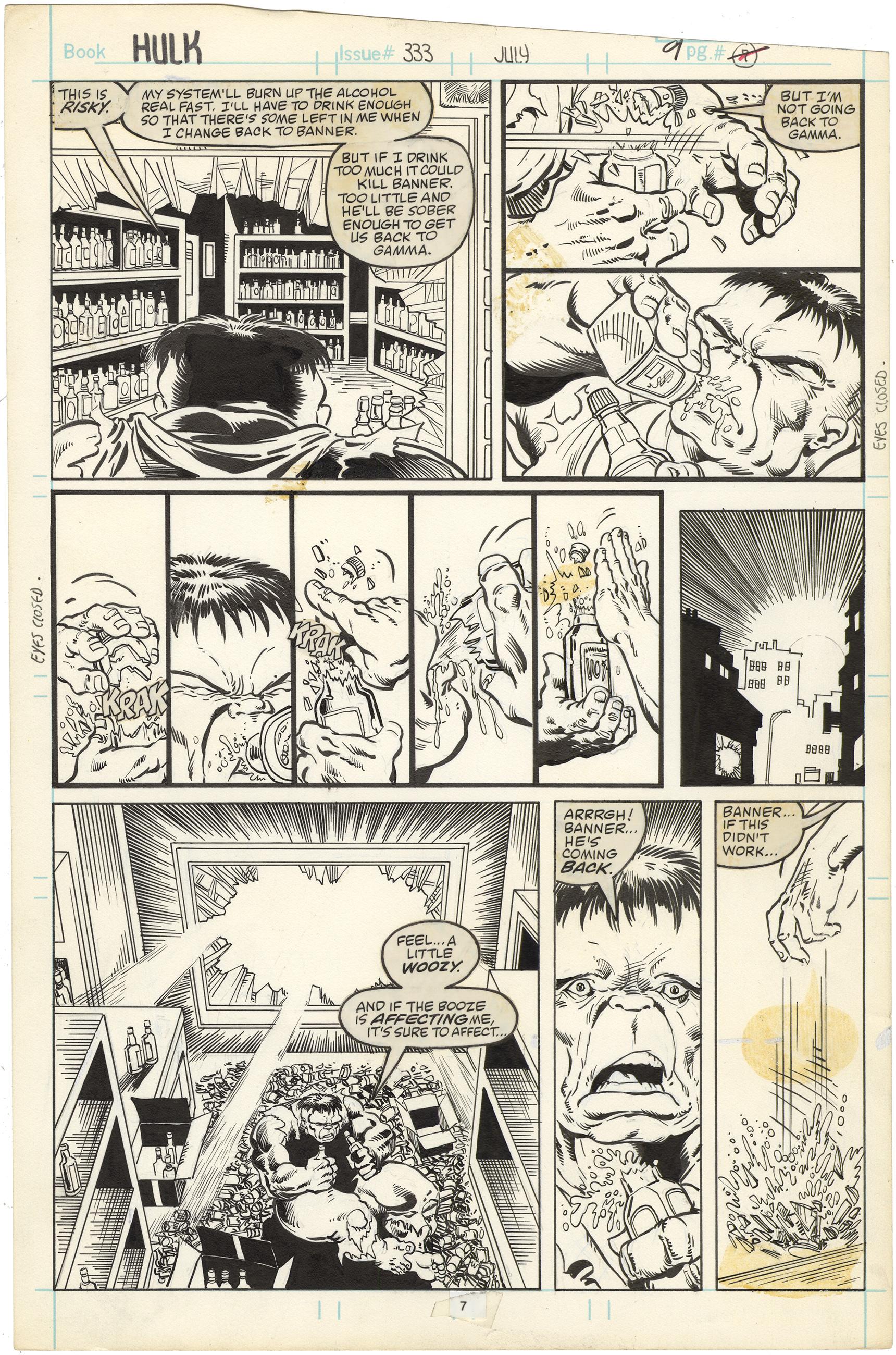 Incredible Hulk #333 p7