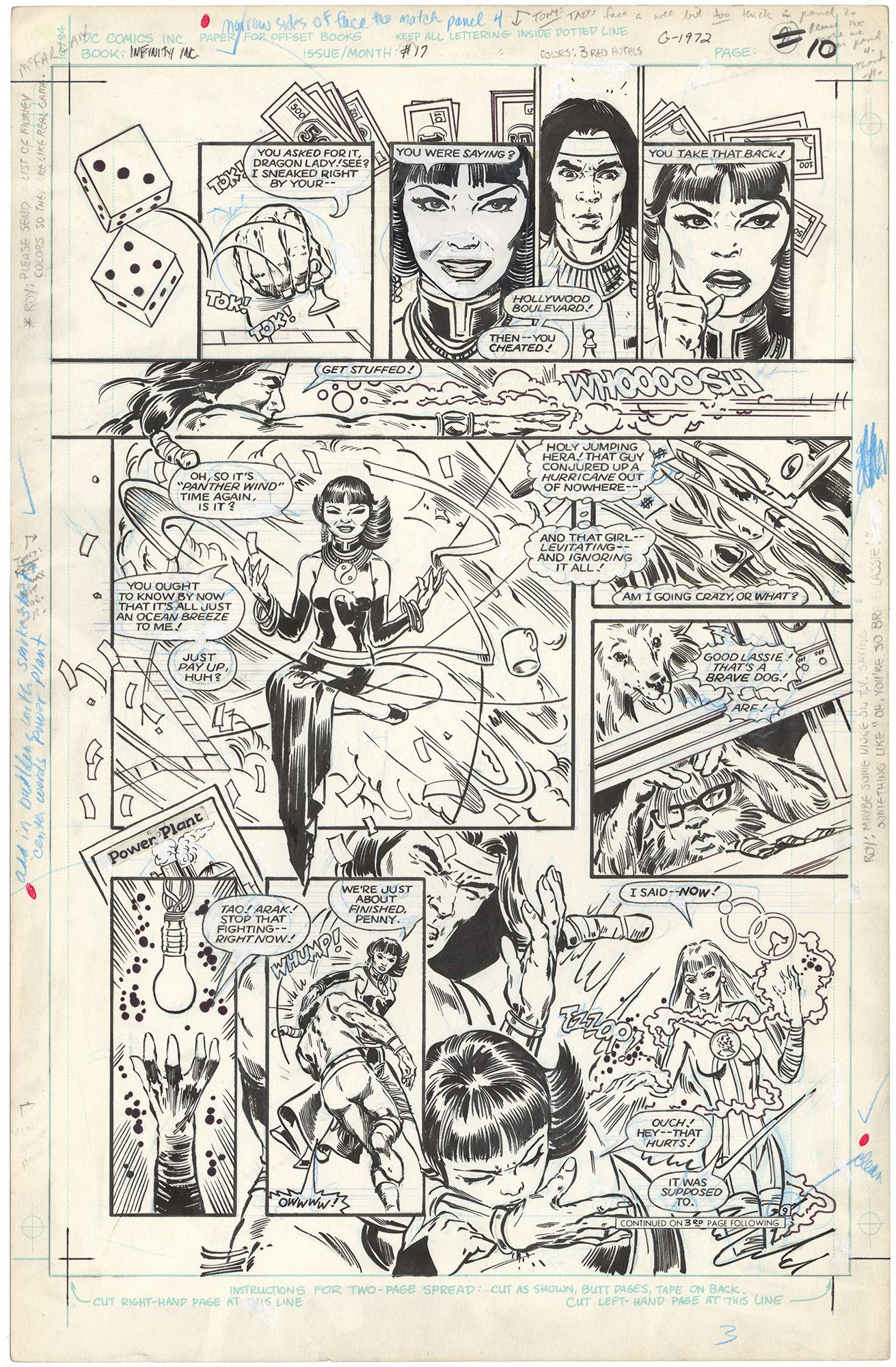 Infinity Inc. #17 p10 (Large art)