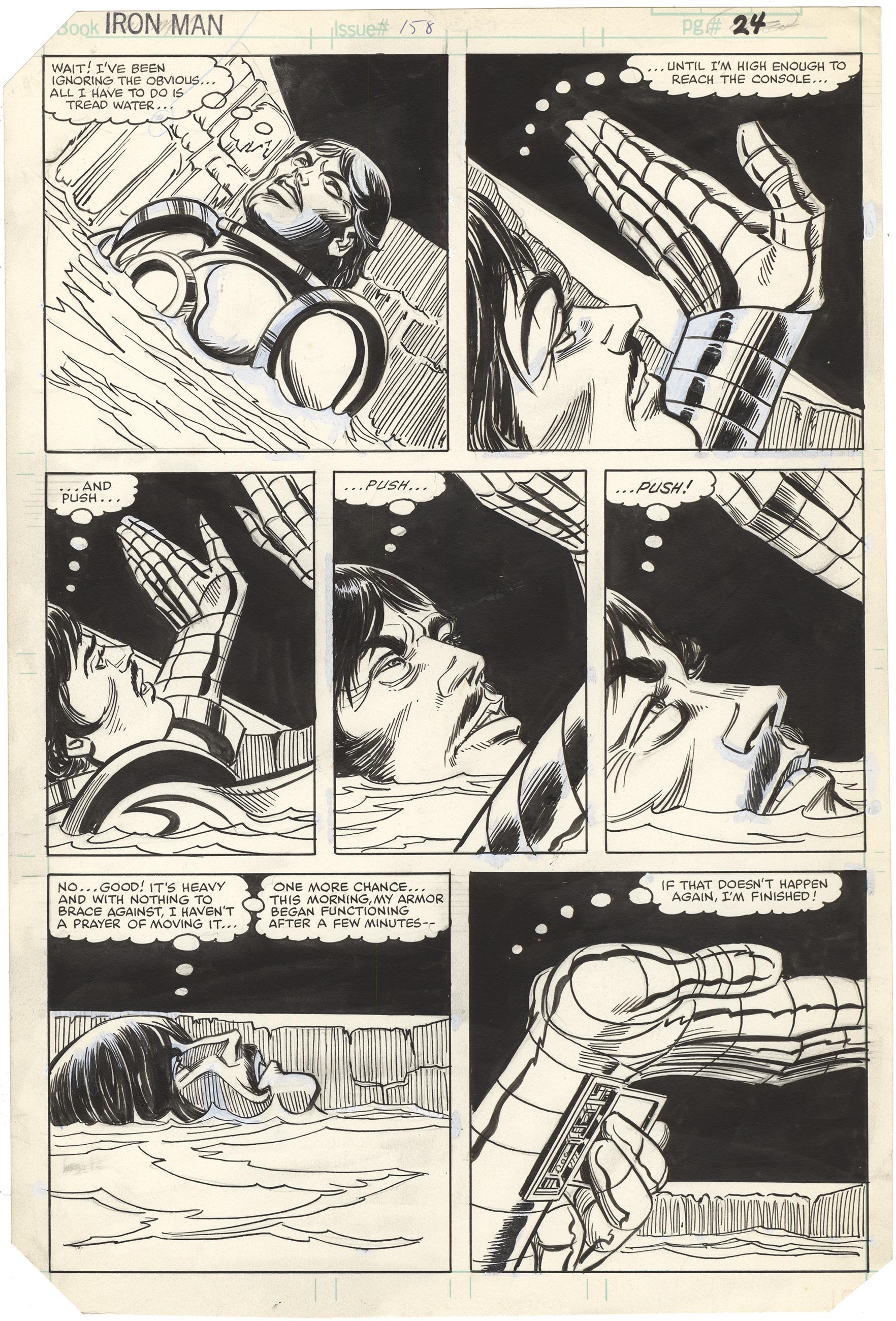 Iron Man #158 p24