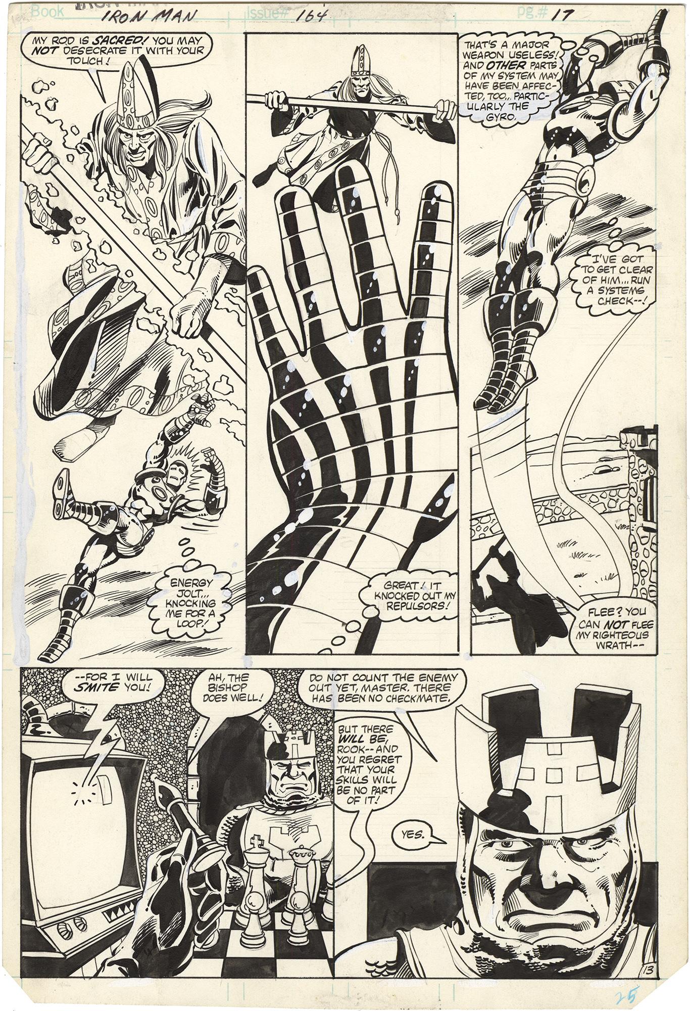Iron Man #164 p13