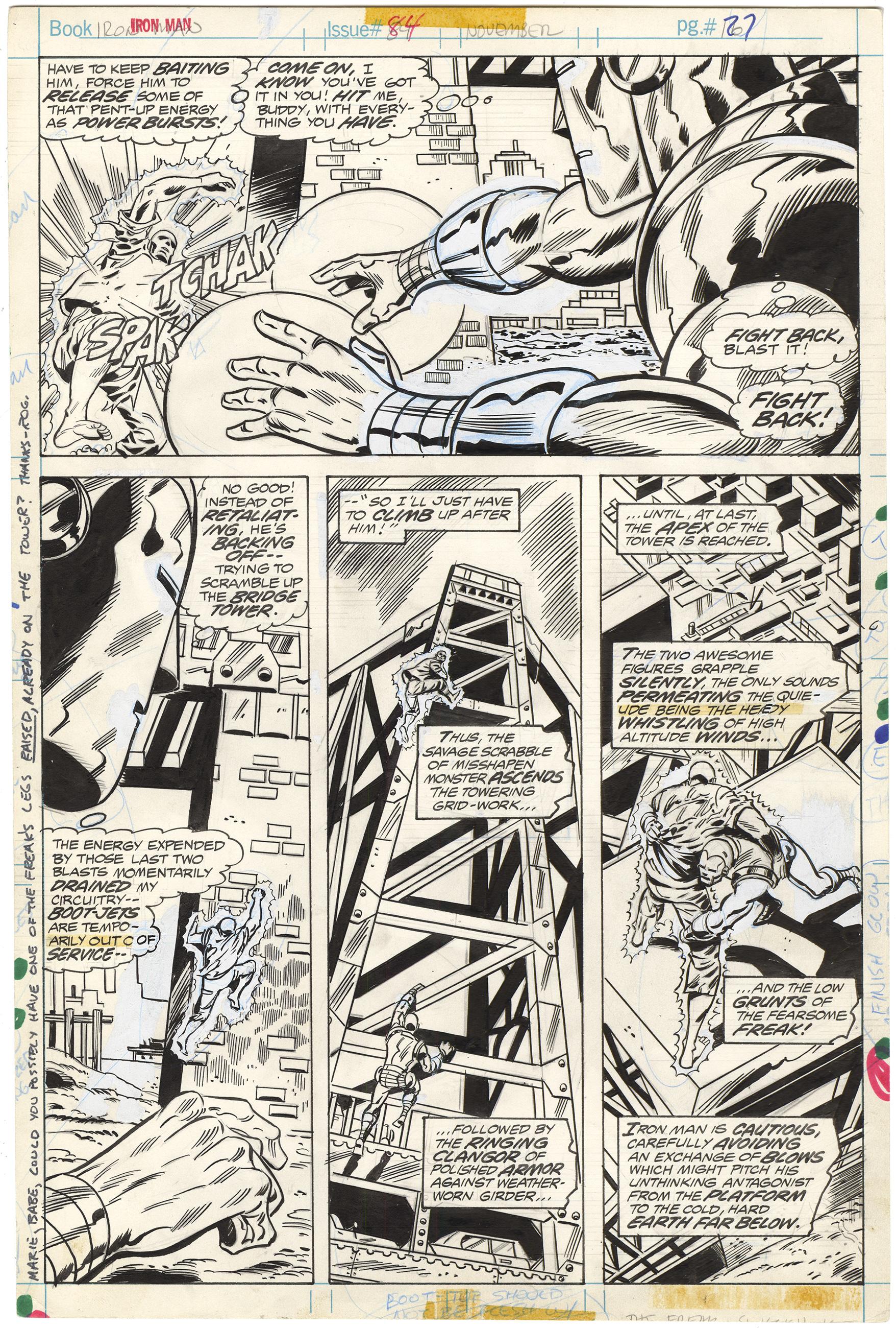 Iron Man #84 p27