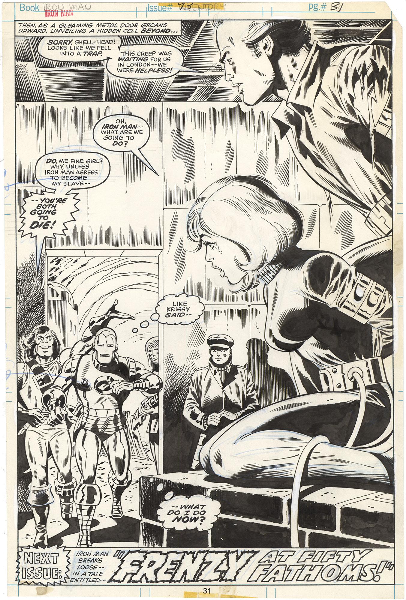 Iron Man #93 p31