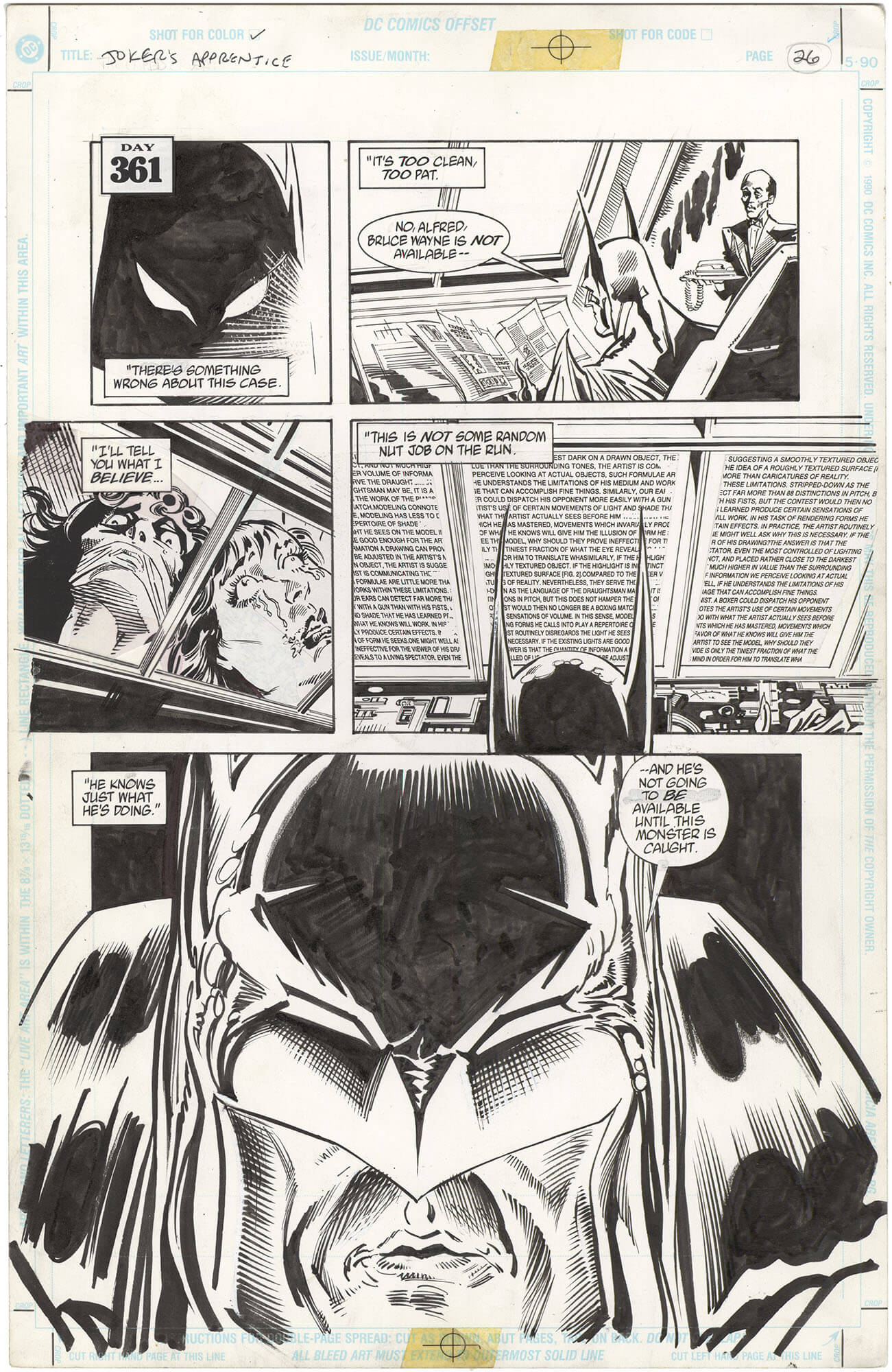 Joker's Apprentice p26 (Half Splash)