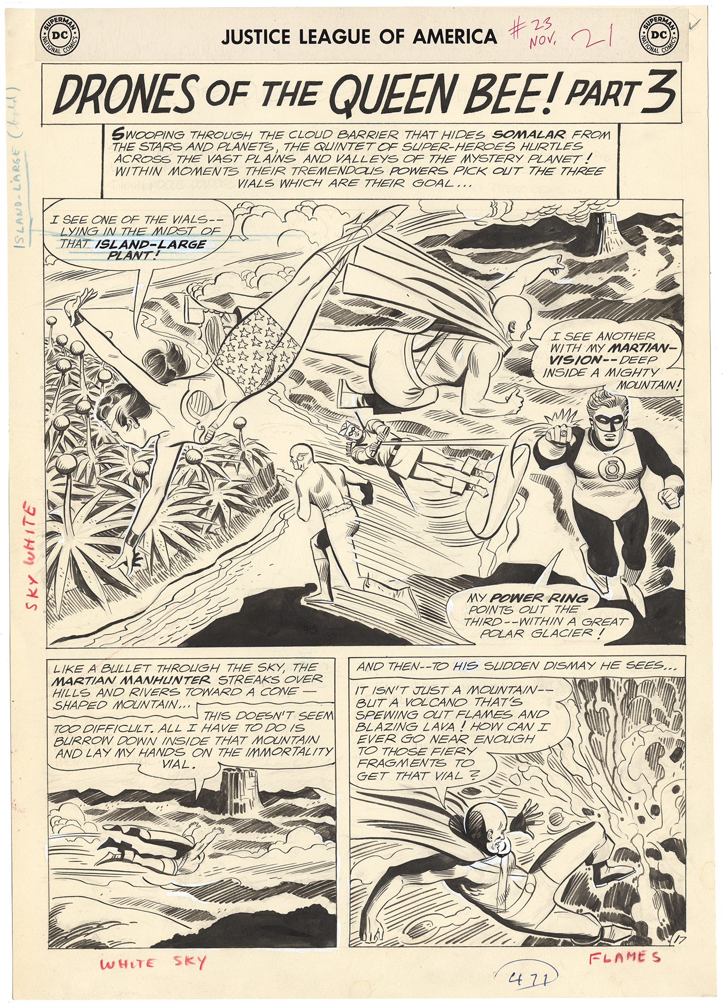 Justice League of America #23 p17